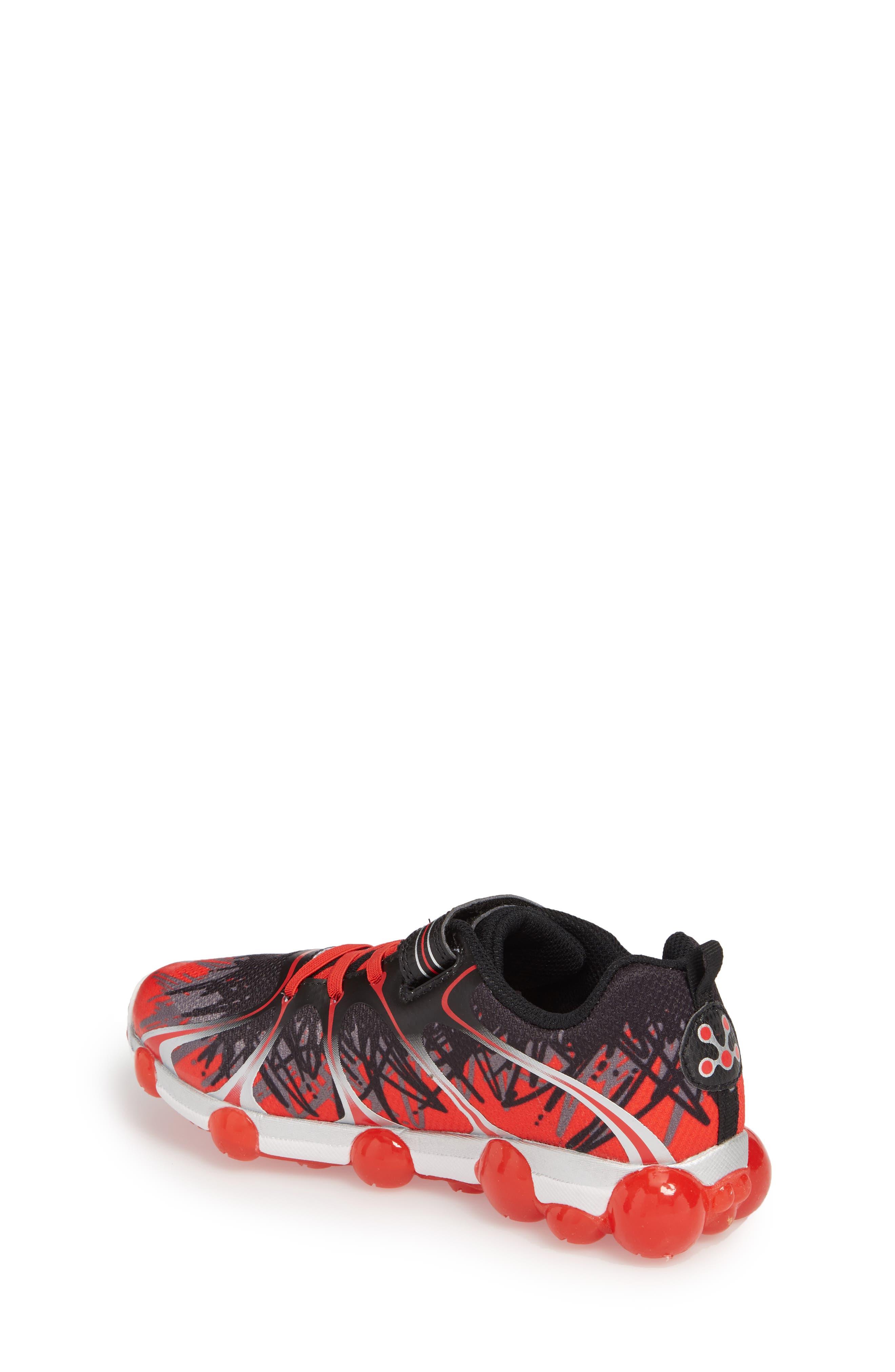'Leepz' Light-Up Sneaker,                             Alternate thumbnail 8, color,