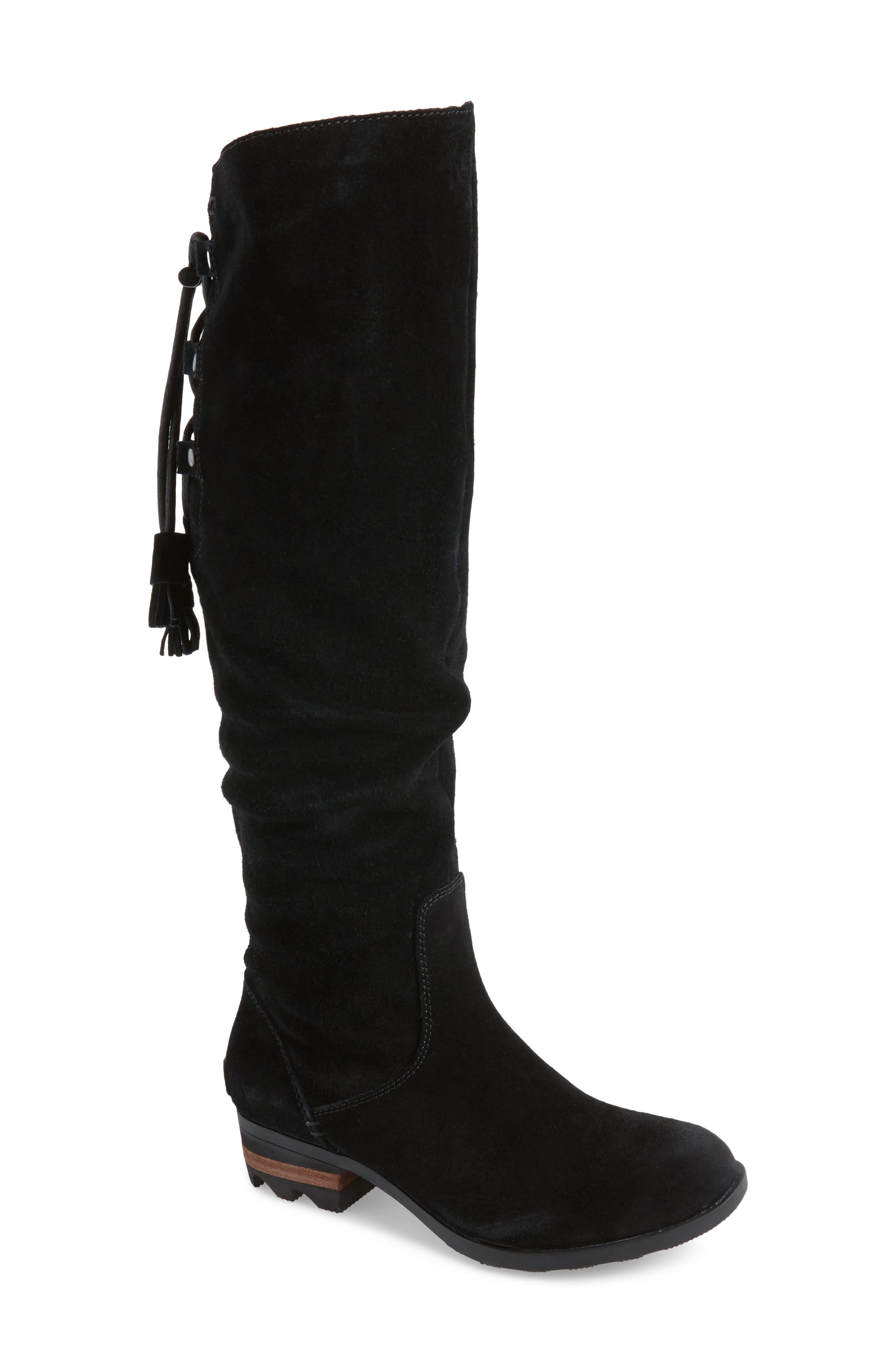 Farah Tall Waterproof Boot,                         Main,                         color, 010