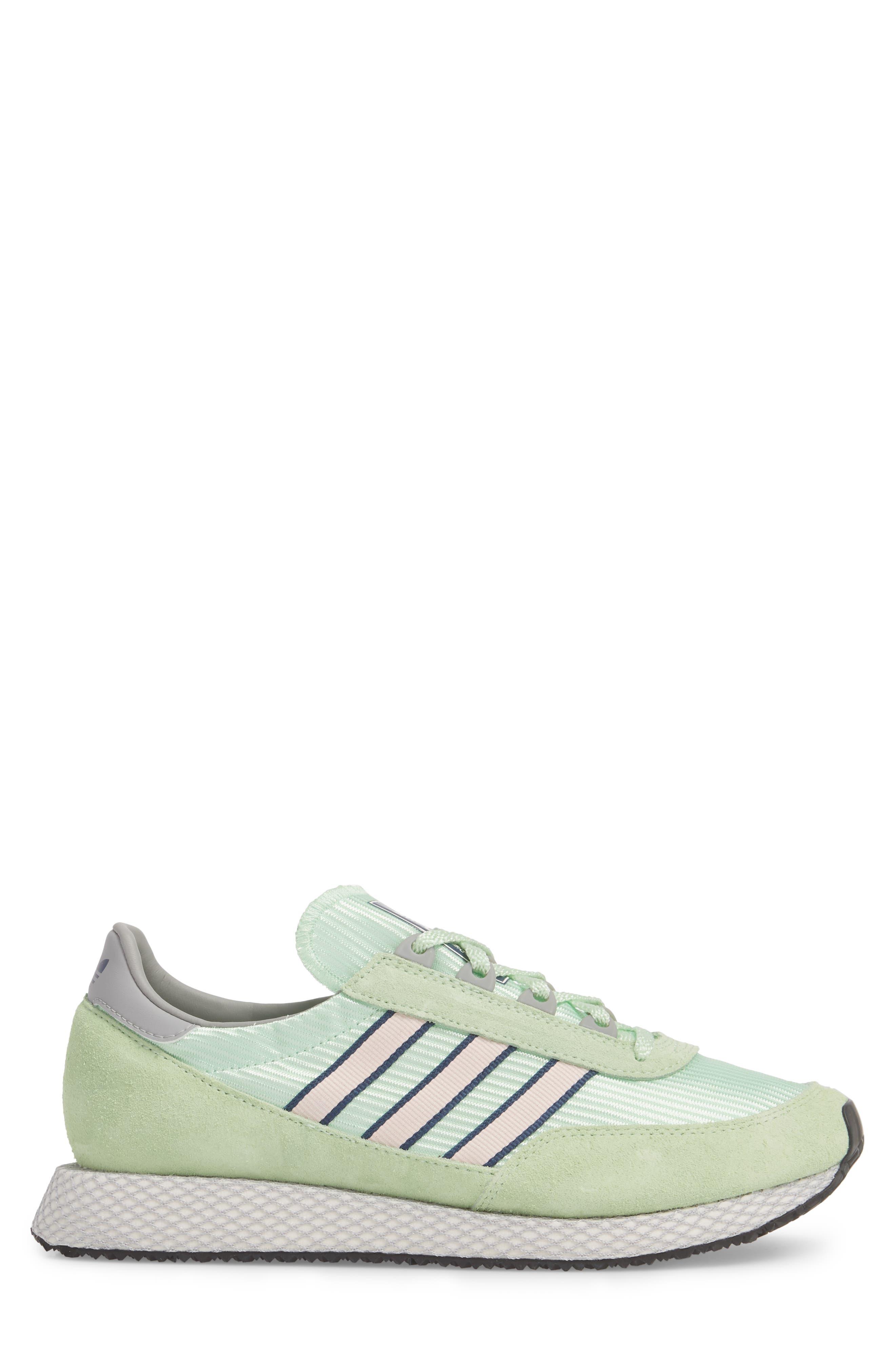Glenbuck SPZL Sneaker,                             Alternate thumbnail 3, color,                             GREEN