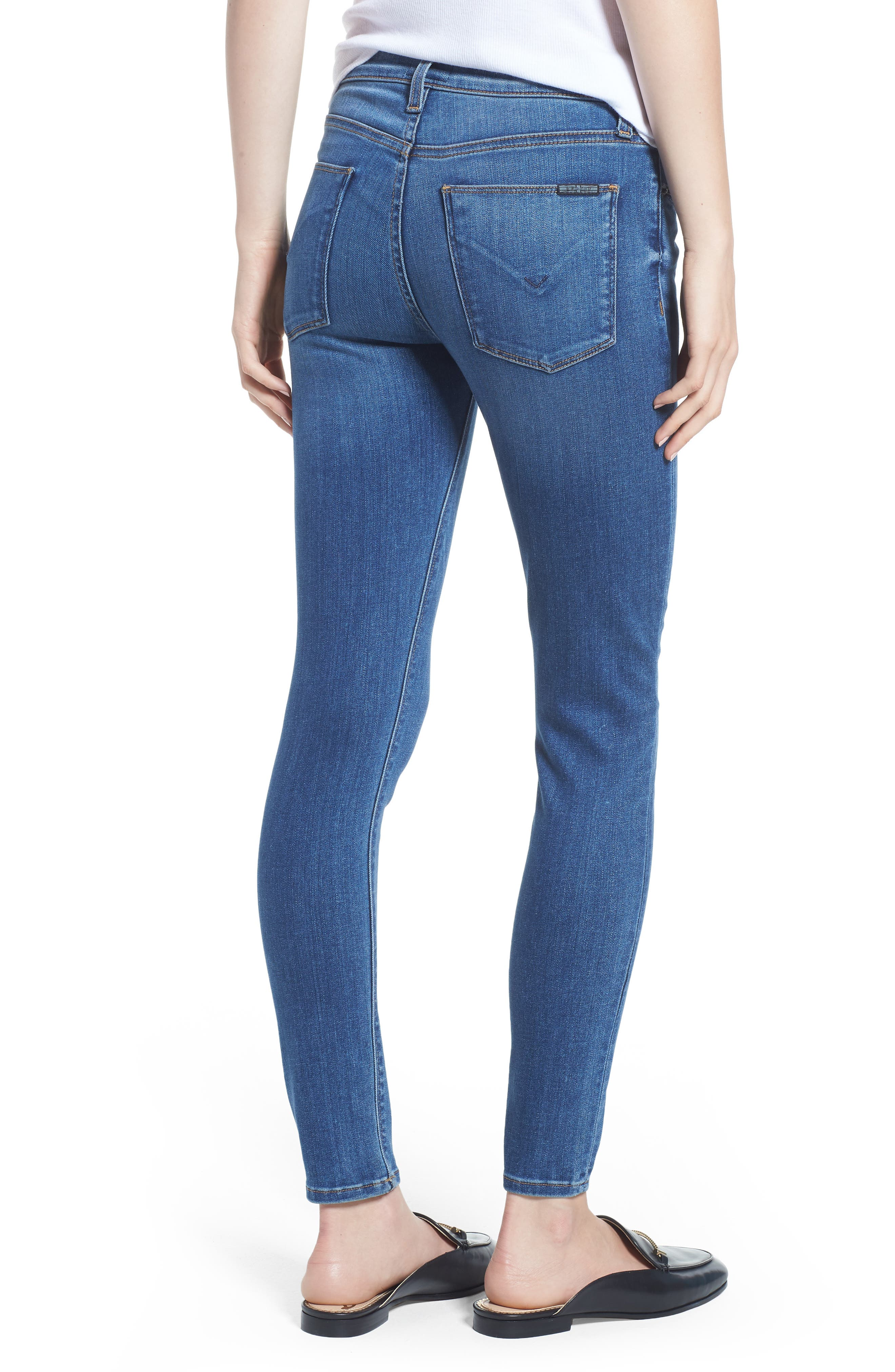 'Nico' Ankle Skinny Jeans,                             Alternate thumbnail 16, color,