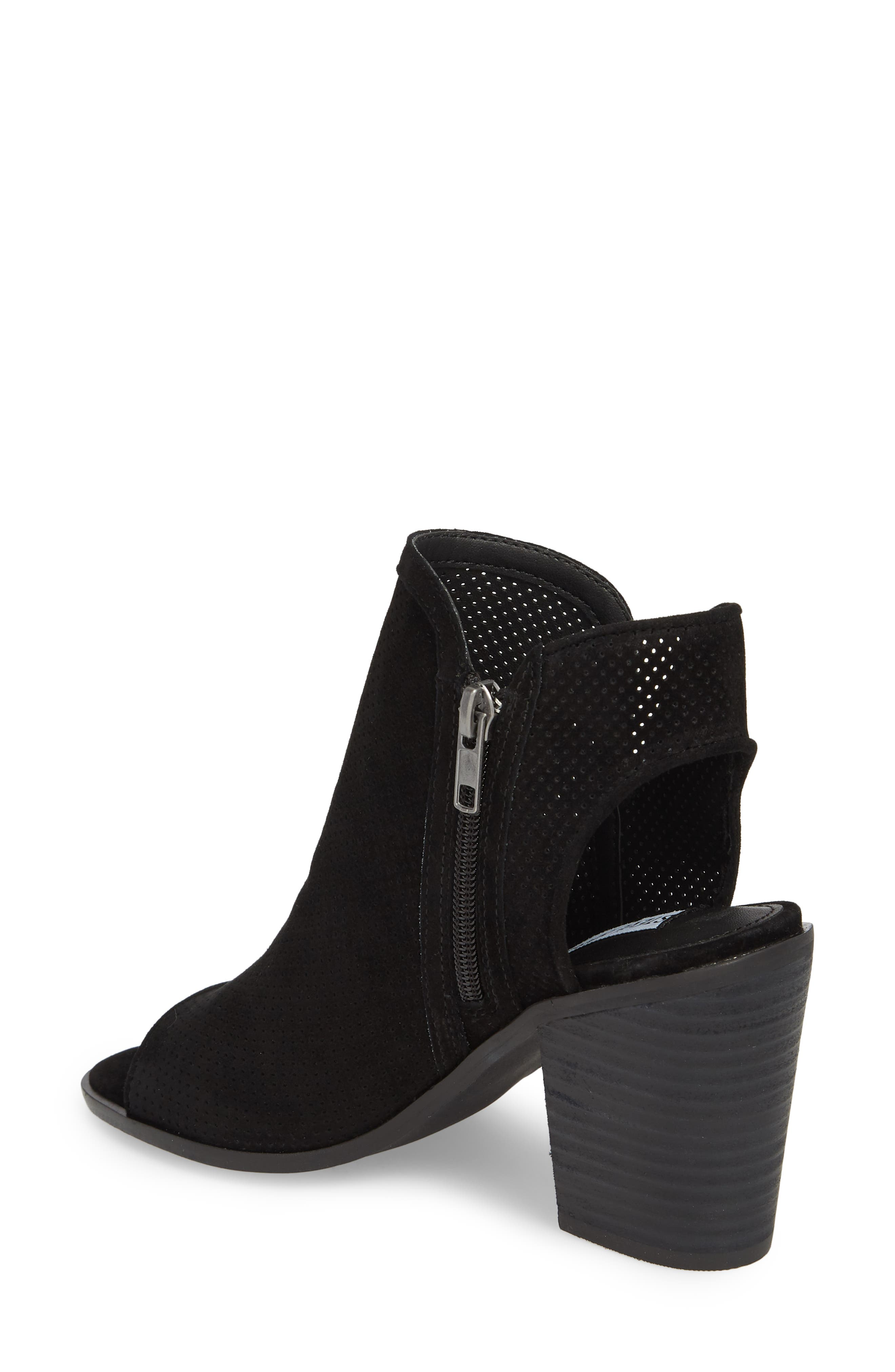Maxine Perforated Bootie,                             Alternate thumbnail 2, color,                             006