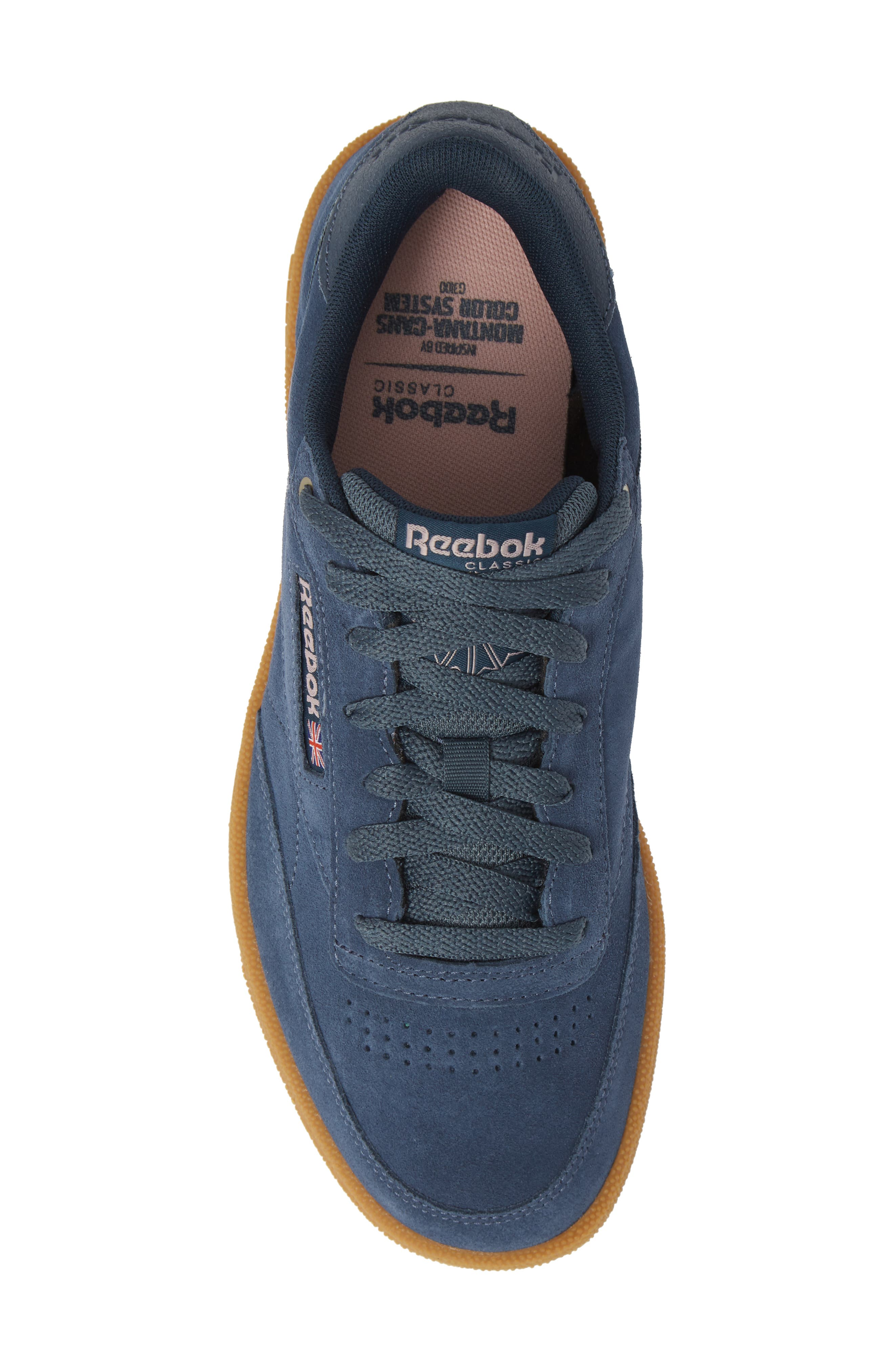 Club C 85 MU Sneaker,                             Alternate thumbnail 5, color,                             400