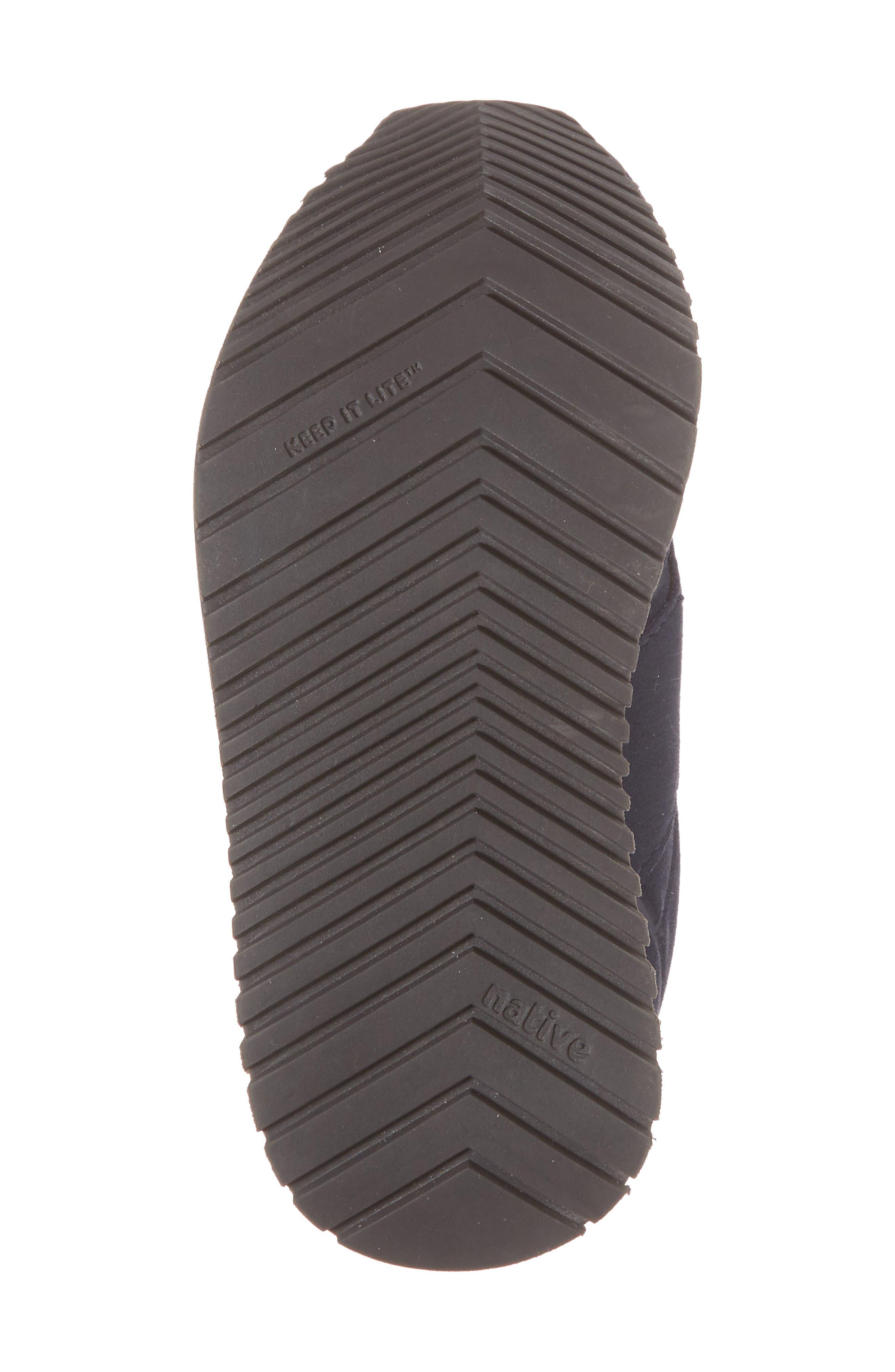 Native Cornell Perforated Sneaker,                             Alternate thumbnail 6, color,                             REGATTA BLUE/ SHELL WHITE