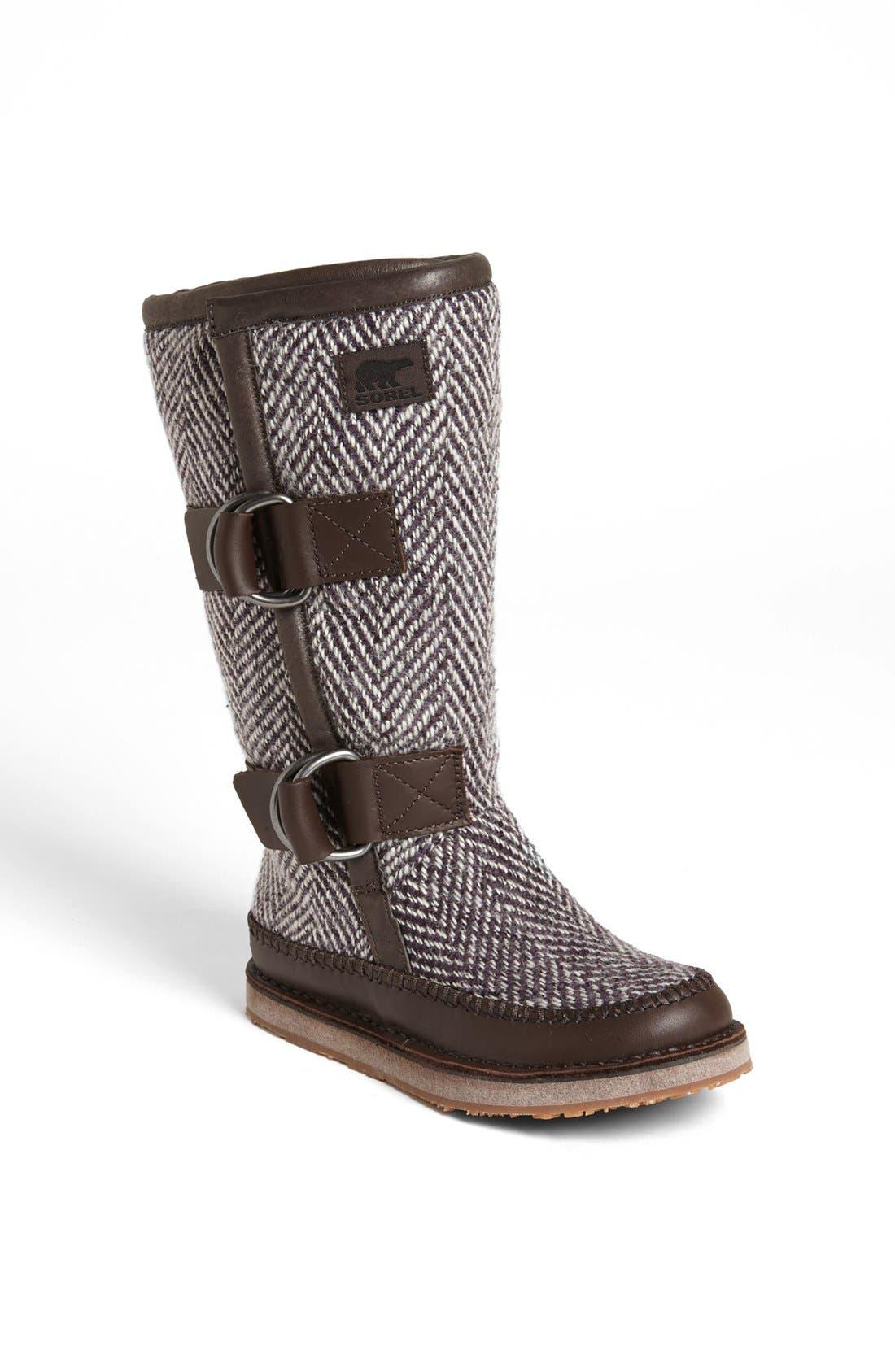 'Chipahko<sup>™</sup>' Wool Blend Boot,                             Main thumbnail 1, color,                             059