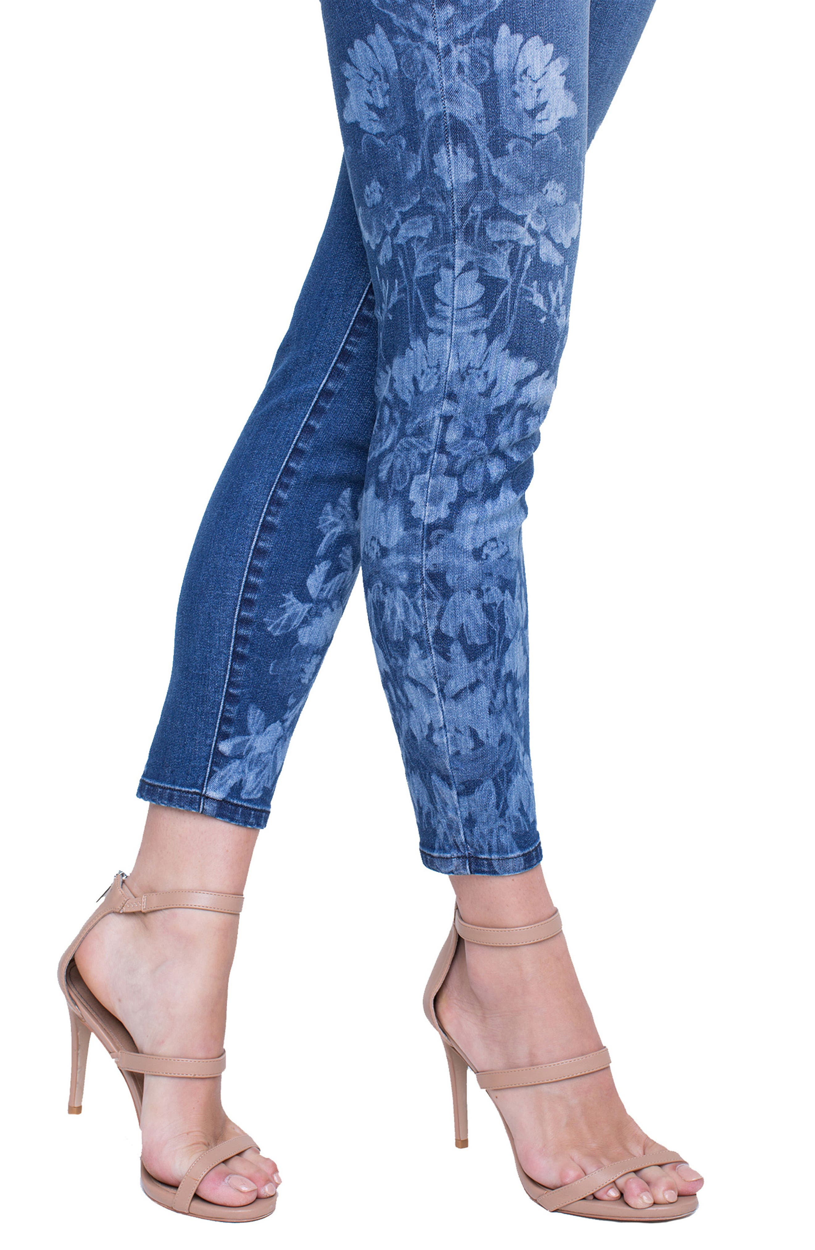 Penny Ankle Skinny Jeans,                             Alternate thumbnail 16, color,