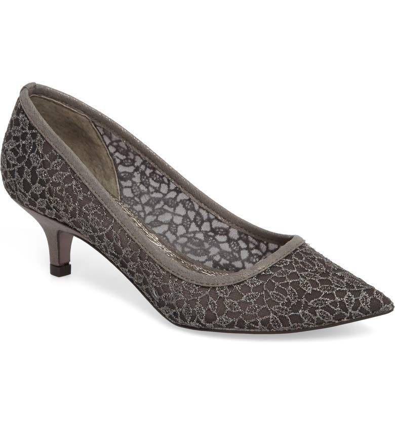 Purchase Adrianna Papell Lois Mesh Pump (Women) :Affordable Price