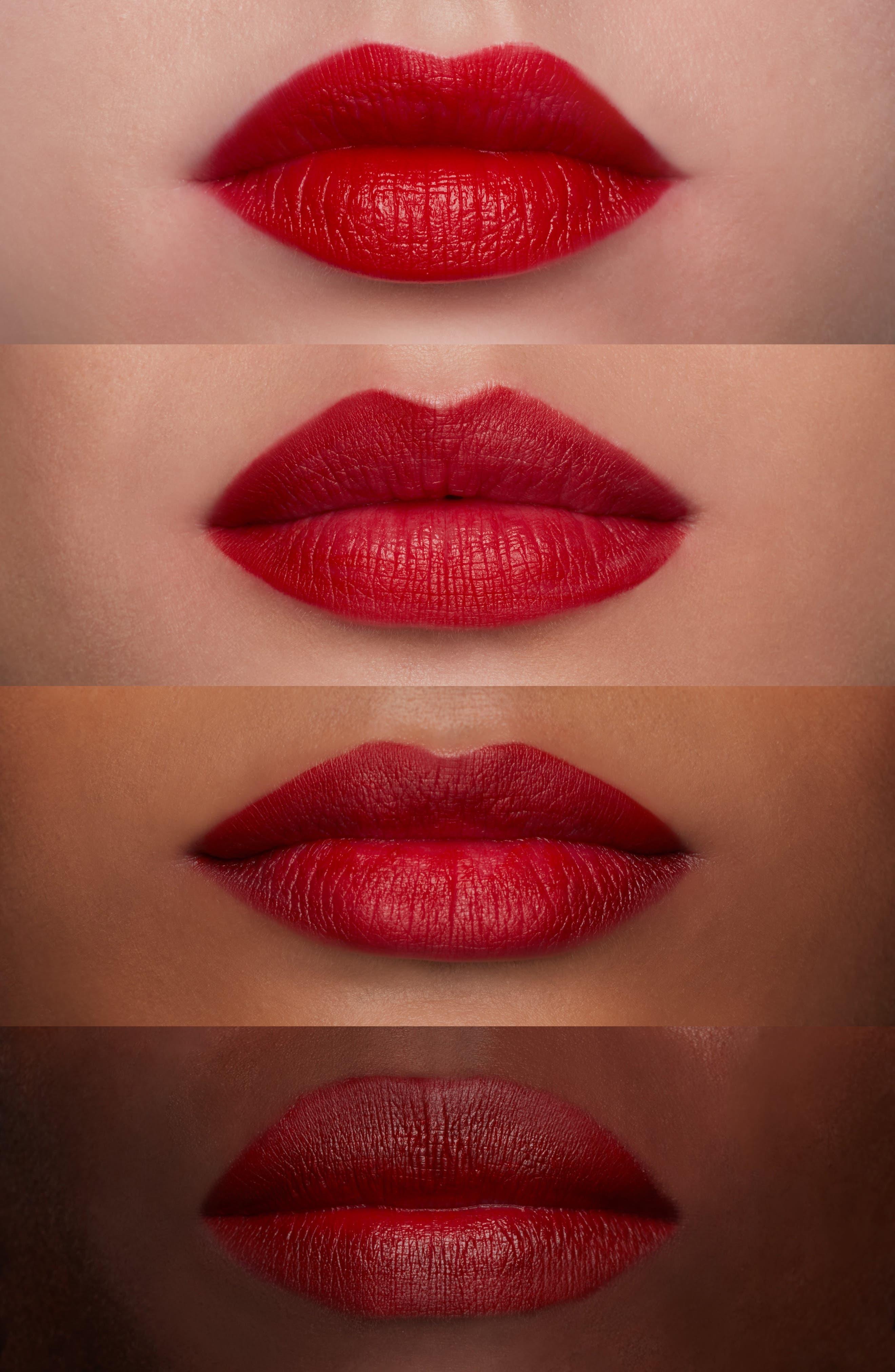 MAC Red Lip Kit,                             Alternate thumbnail 3, color,                             NO COLOR