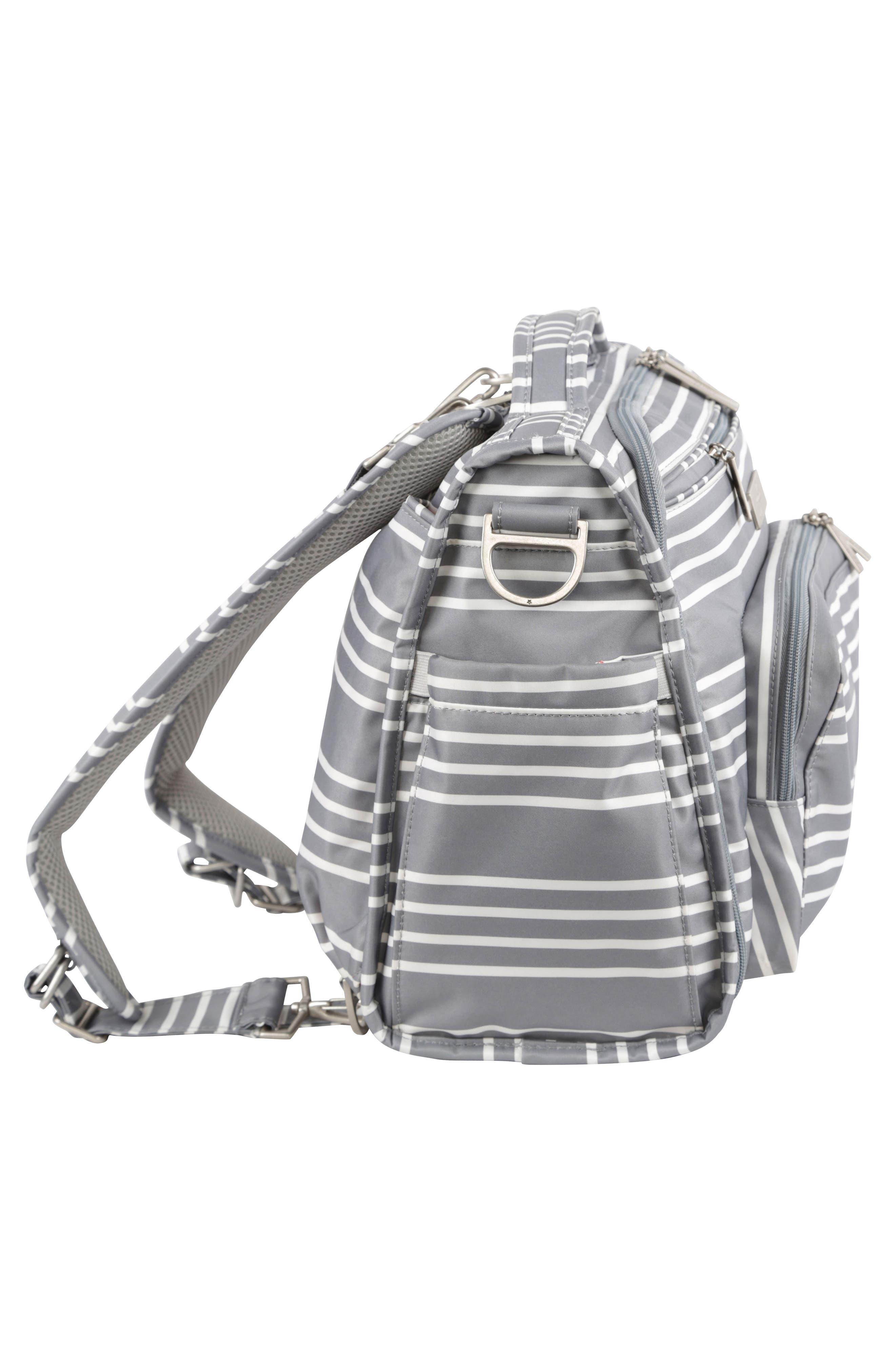 BFF - Coastal Collection Diaper Bag,                             Alternate thumbnail 4, color,                             042