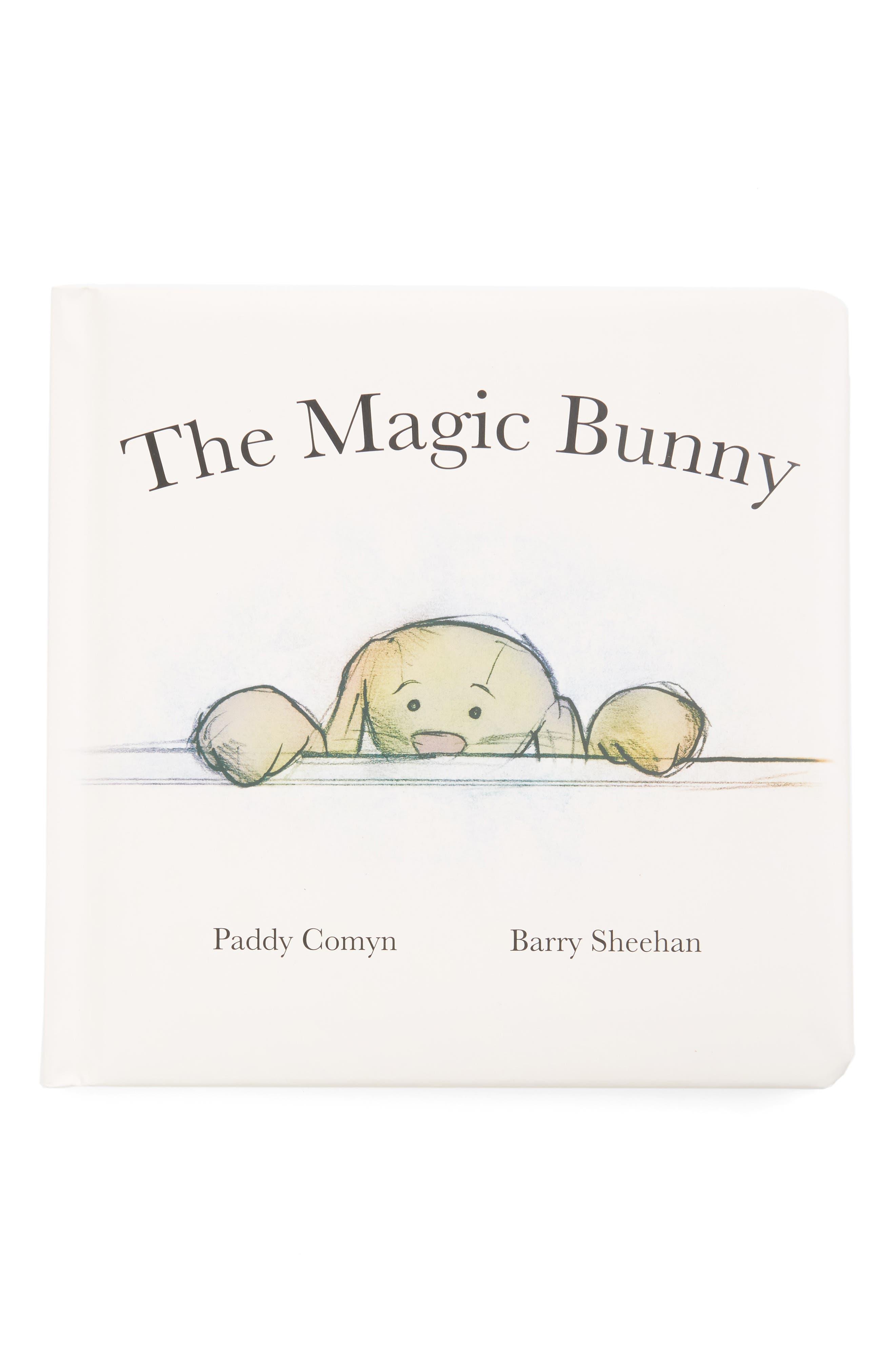'The Magic Bunny' Board Book,                             Main thumbnail 1, color,                             NO COLOR