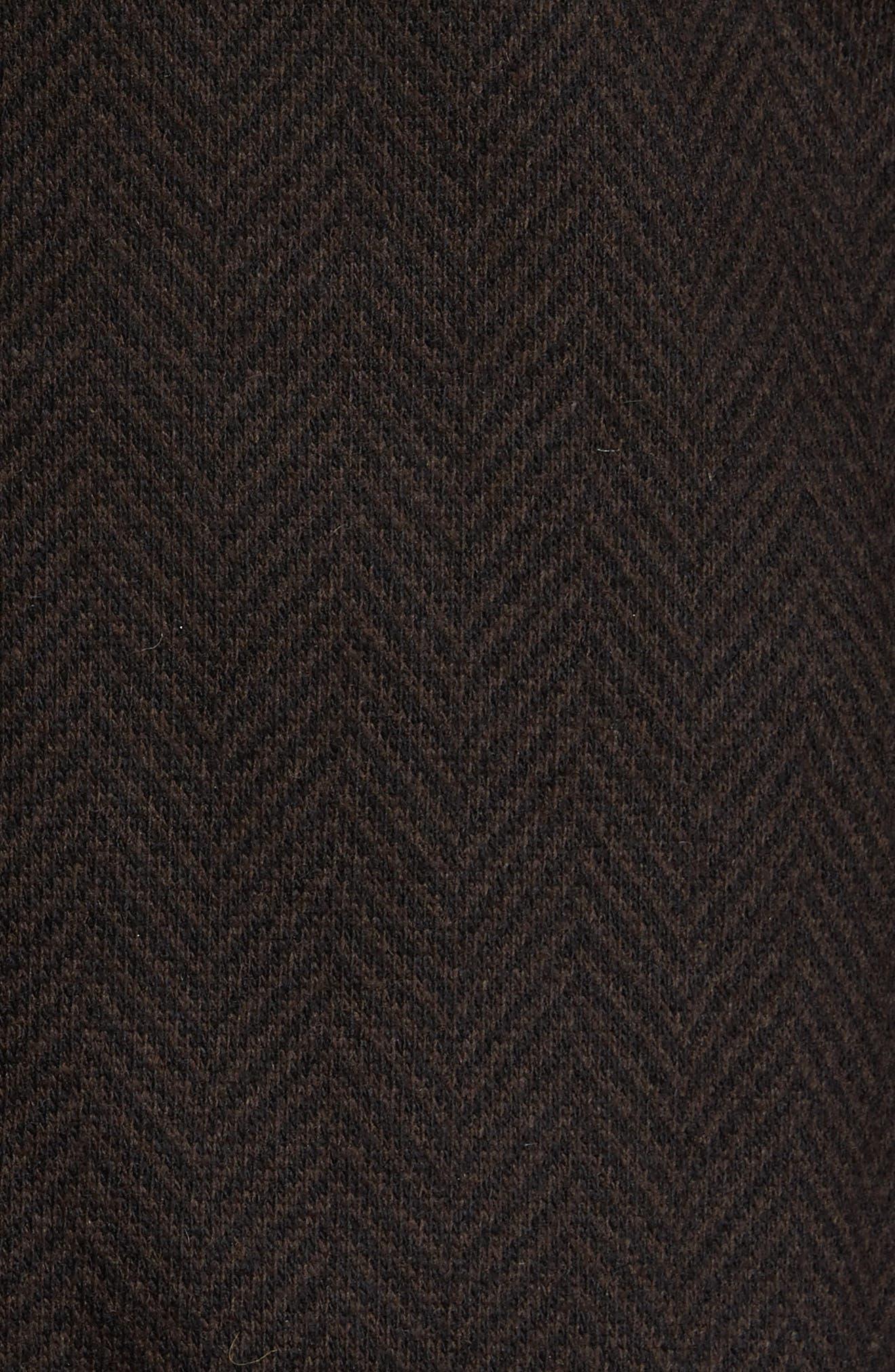 Laser Edge Wool Blend Jersey Sport Coat,                             Alternate thumbnail 6, color,                             201