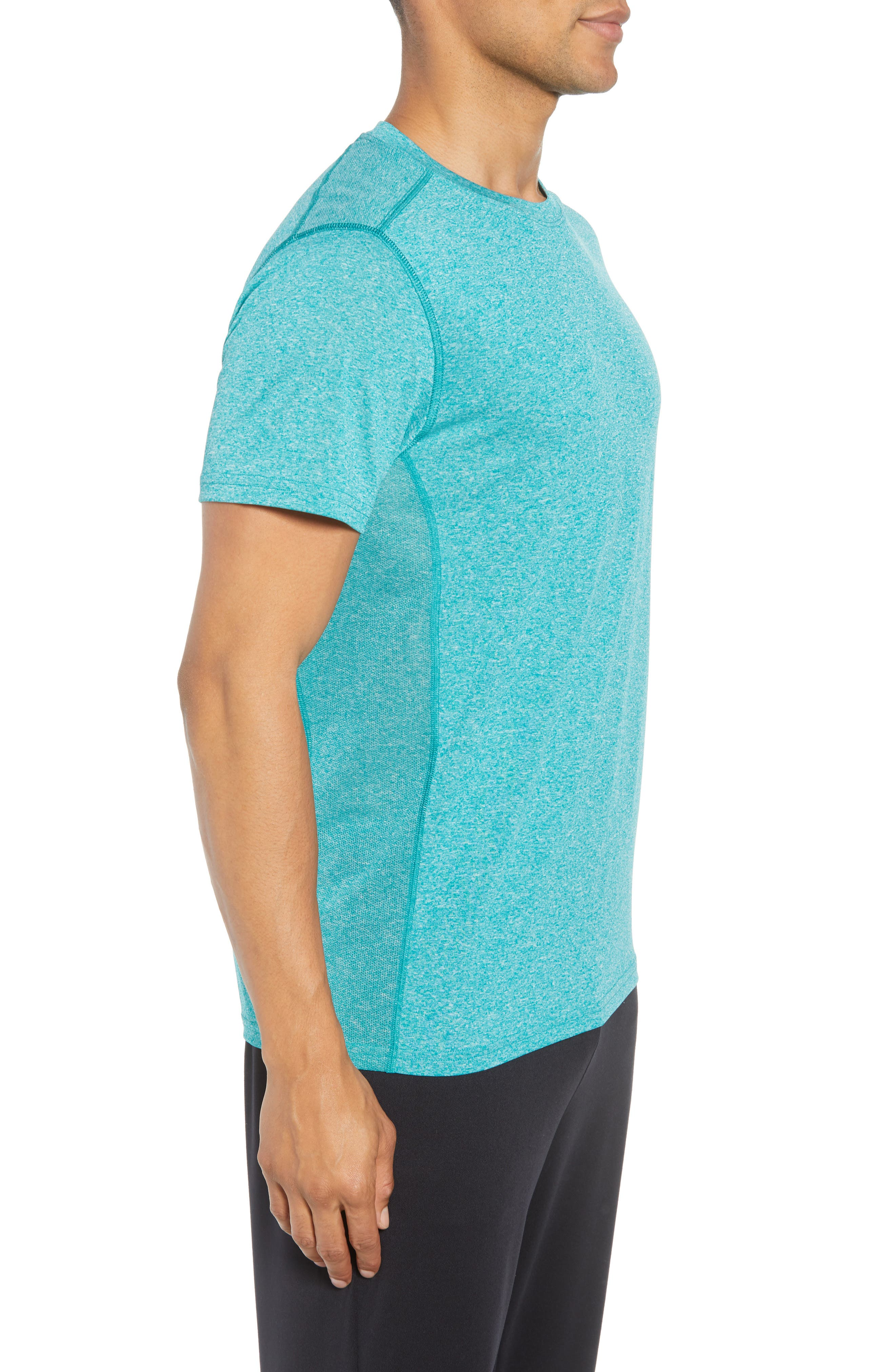 Goodsport Mesh Panel T-Shirt,                             Alternate thumbnail 16, color,