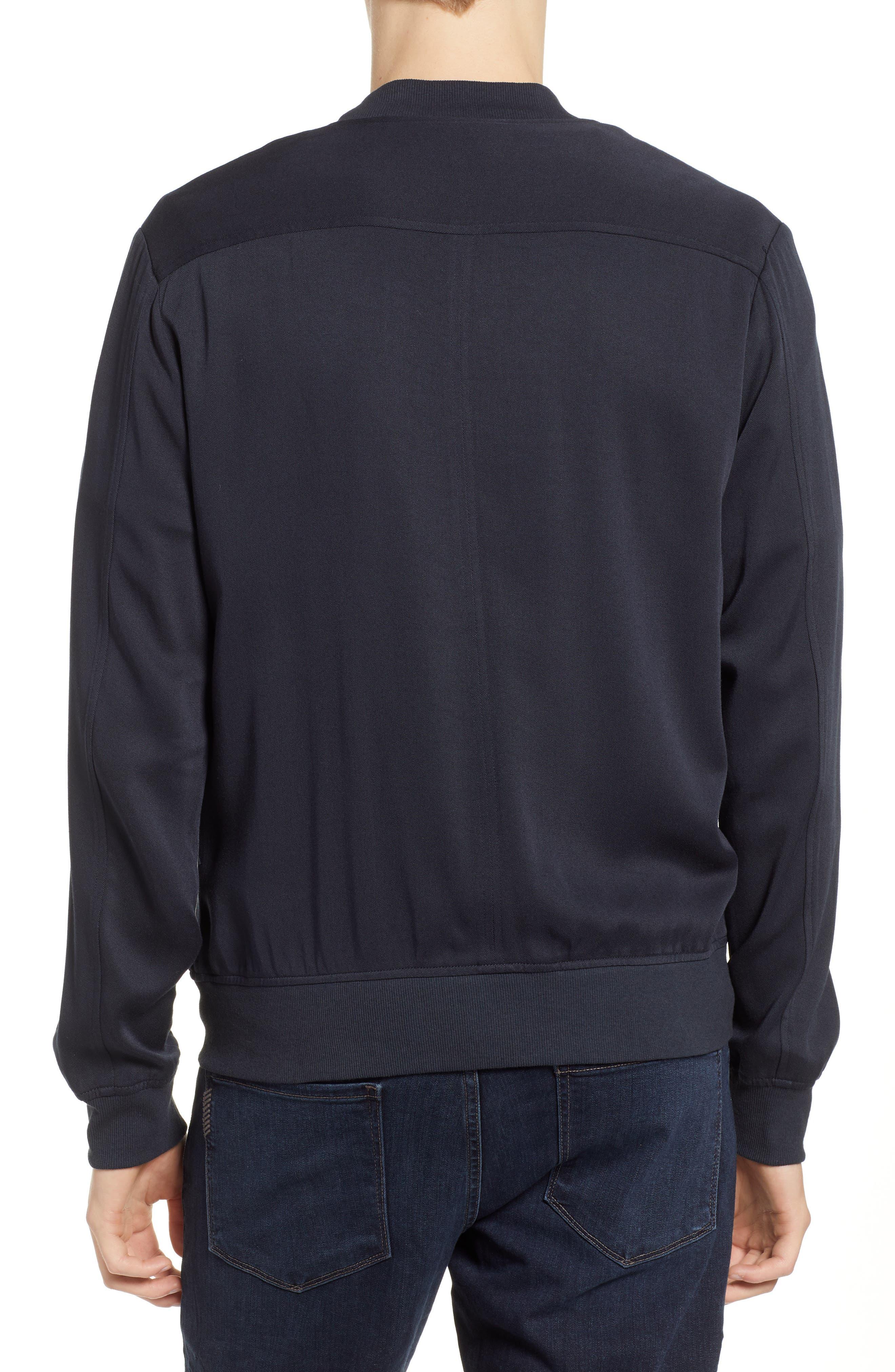 Lightweight Woven Jacket,                             Alternate thumbnail 2, color,                             CARBON