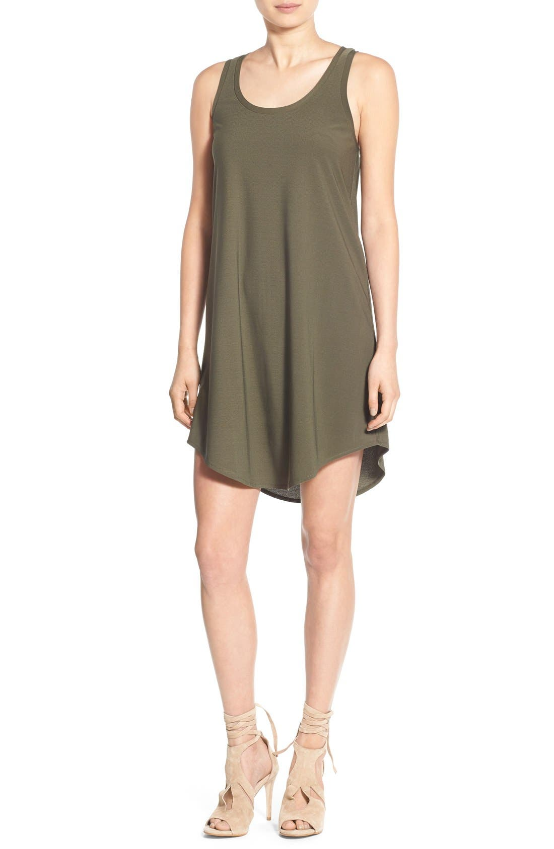 Tank Dress,                             Main thumbnail 16, color,