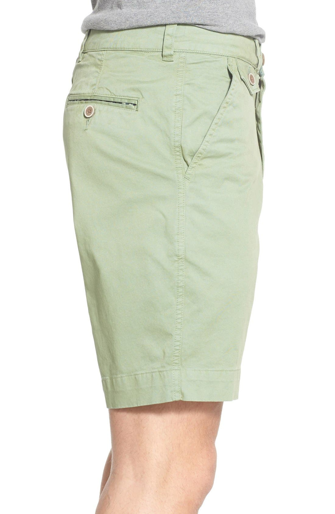 'Sunny' Stretch Chino Shorts,                             Alternate thumbnail 13, color,