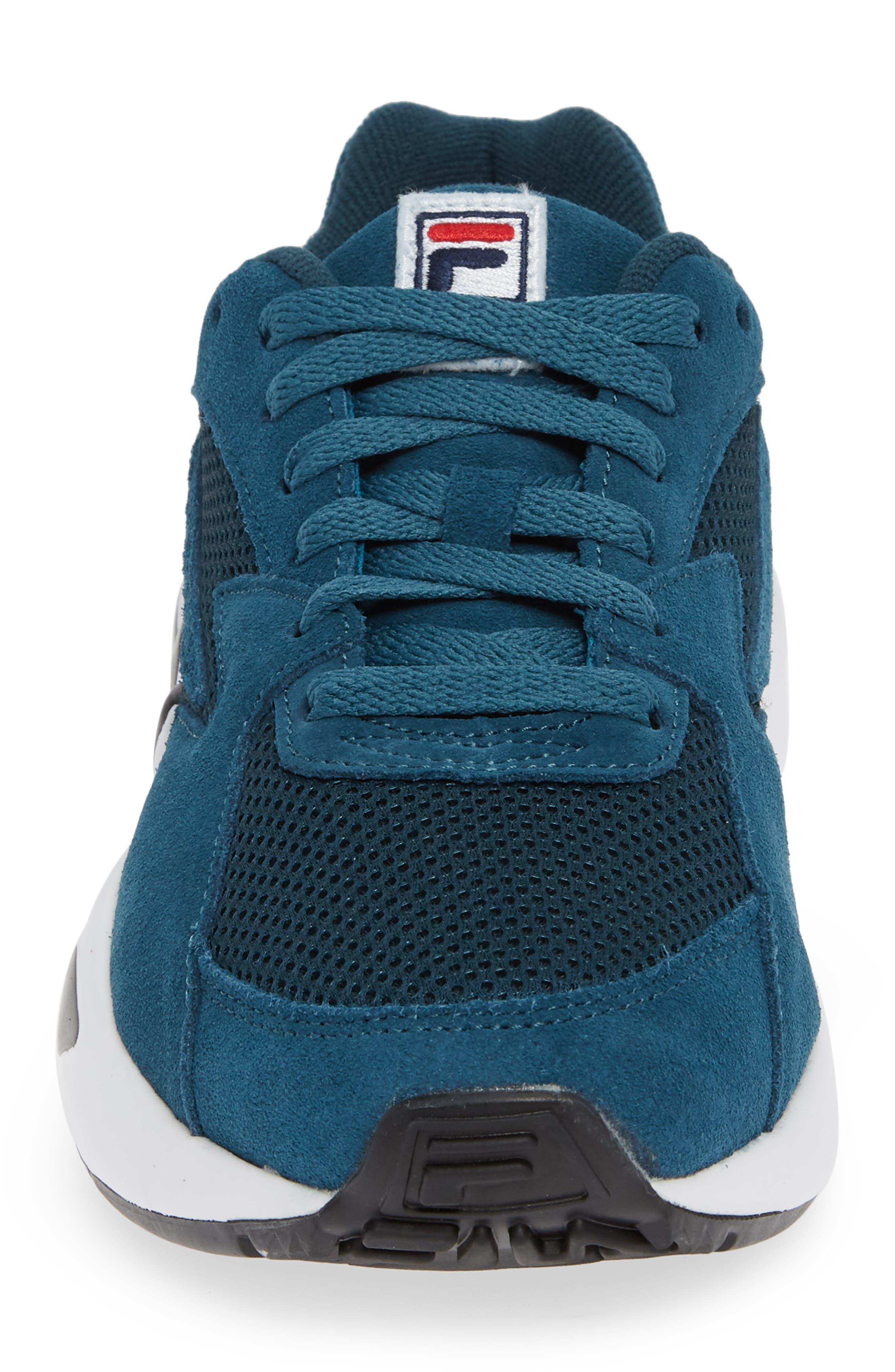 Mindblower Sneaker,                             Alternate thumbnail 4, color,                             WHITE/ BLACK