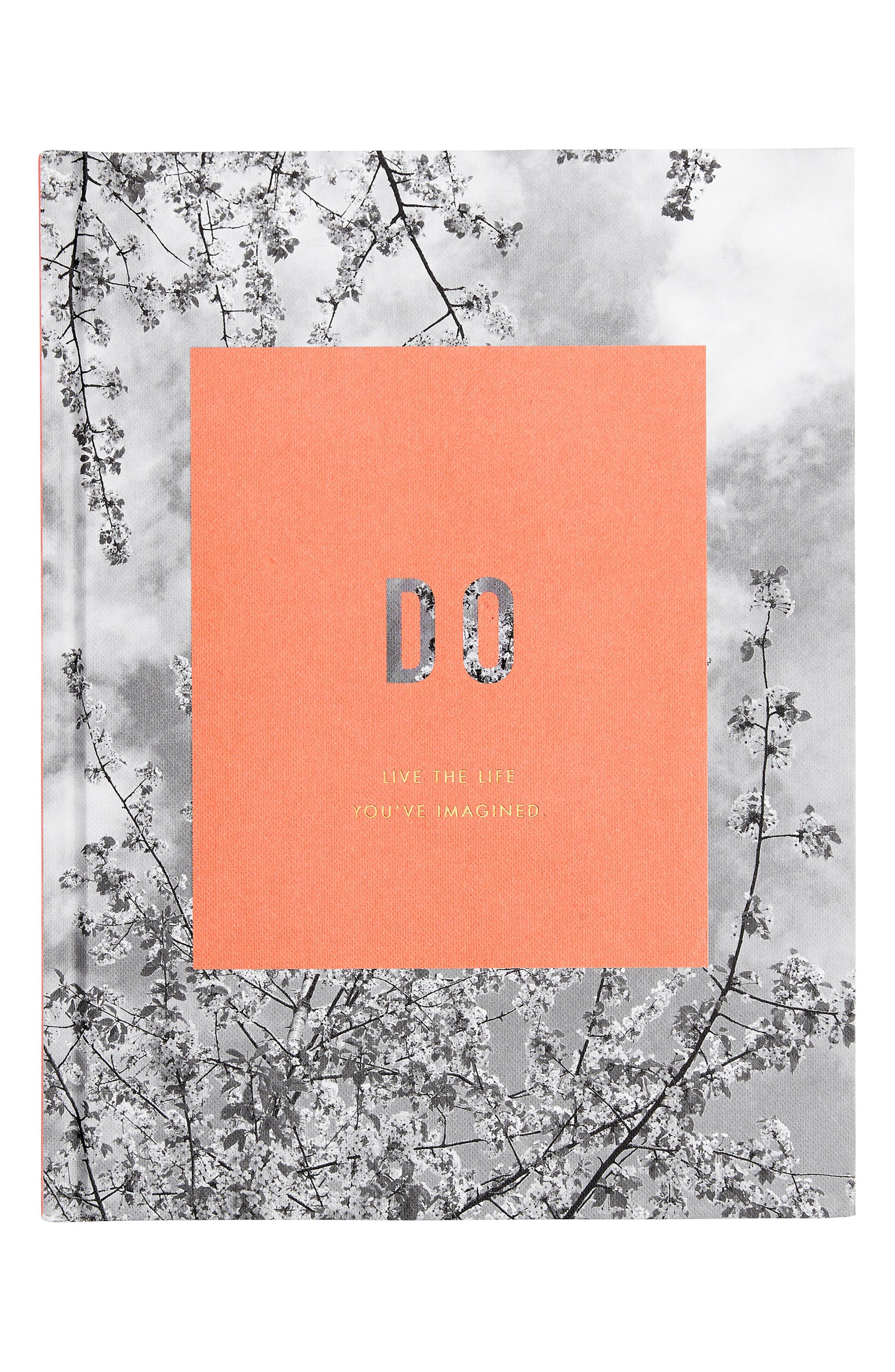 Do: Inspiration Book,                         Main,                         color,