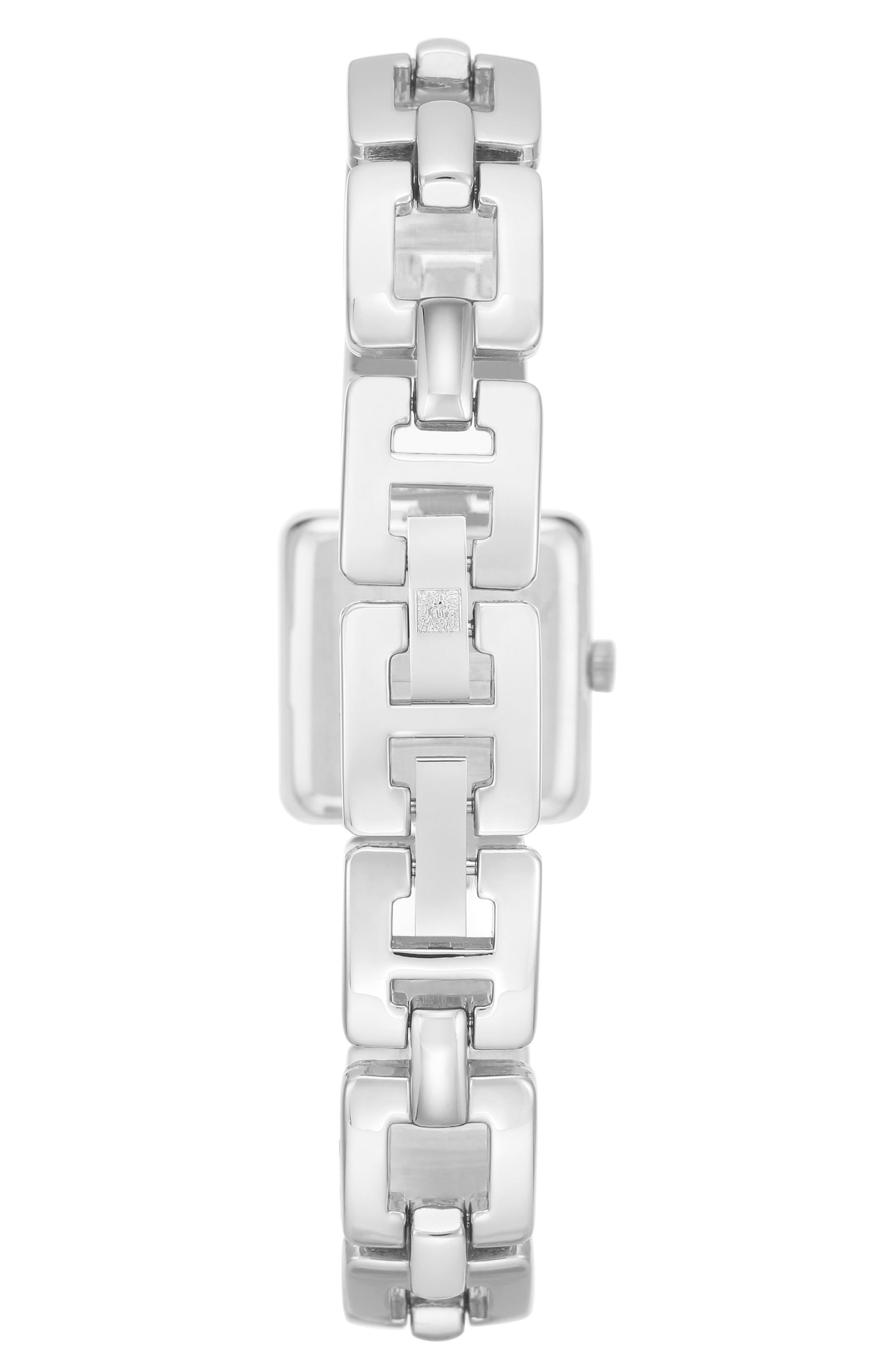 Square Bracelet Watch, 20mm,                             Alternate thumbnail 2, color,                             041
