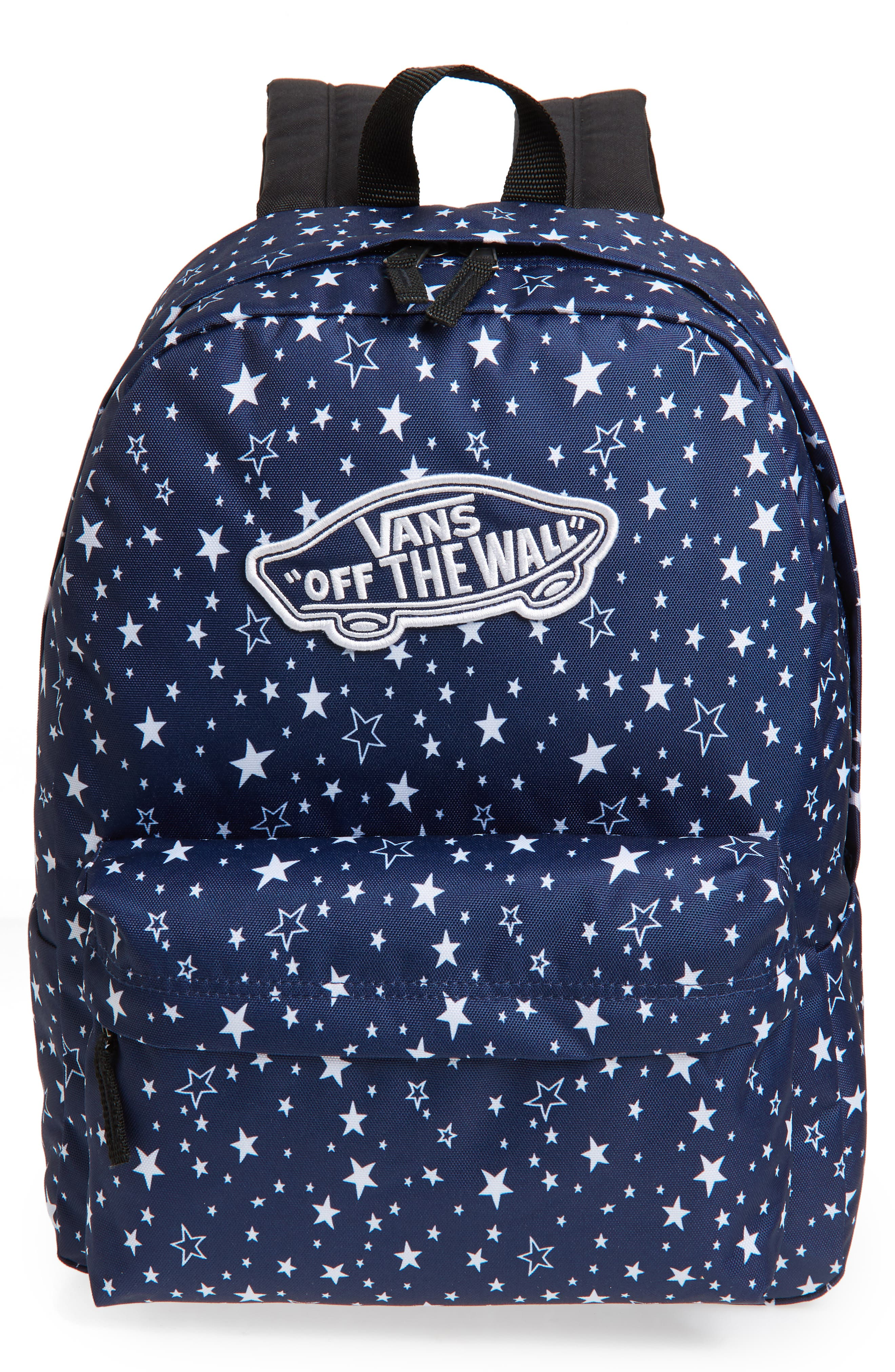 Realm Backpack,                         Main,                         color, MEDIEVAL BLUE STAR