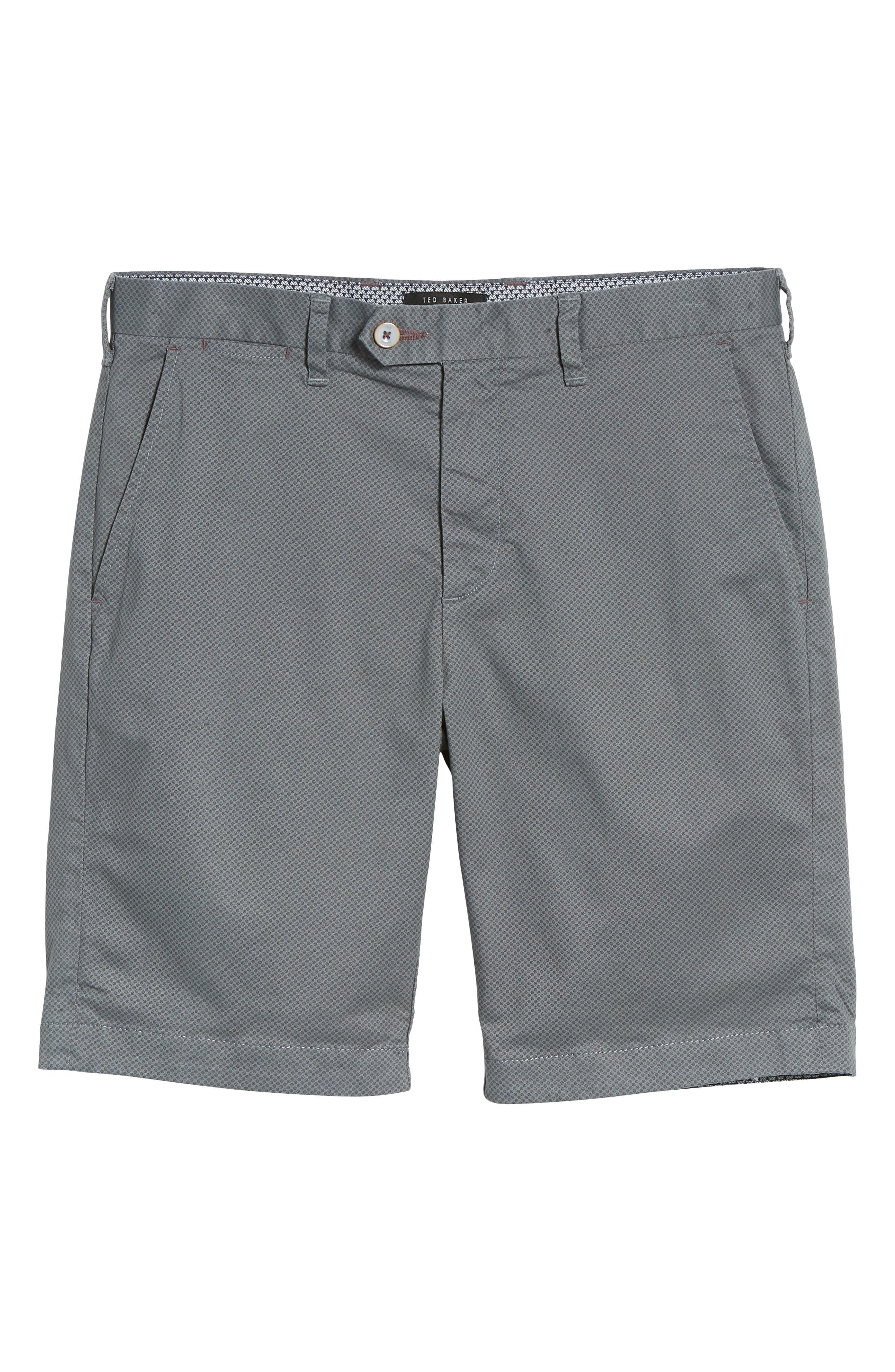 Print Spot Shorts,                             Alternate thumbnail 6, color,                             020
