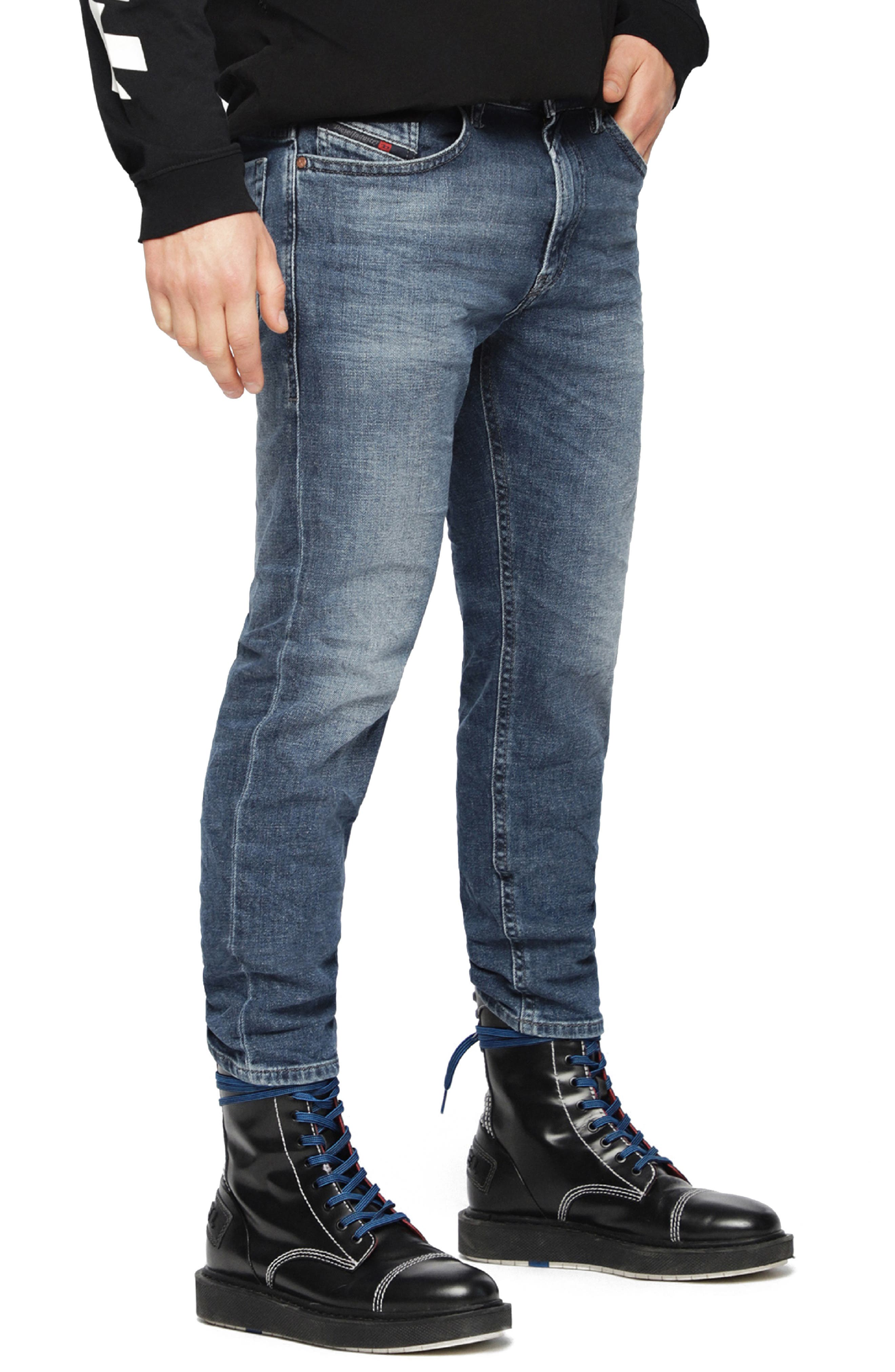 Thommer Slim Fit Jeans,                             Alternate thumbnail 3, color,                             084UH
