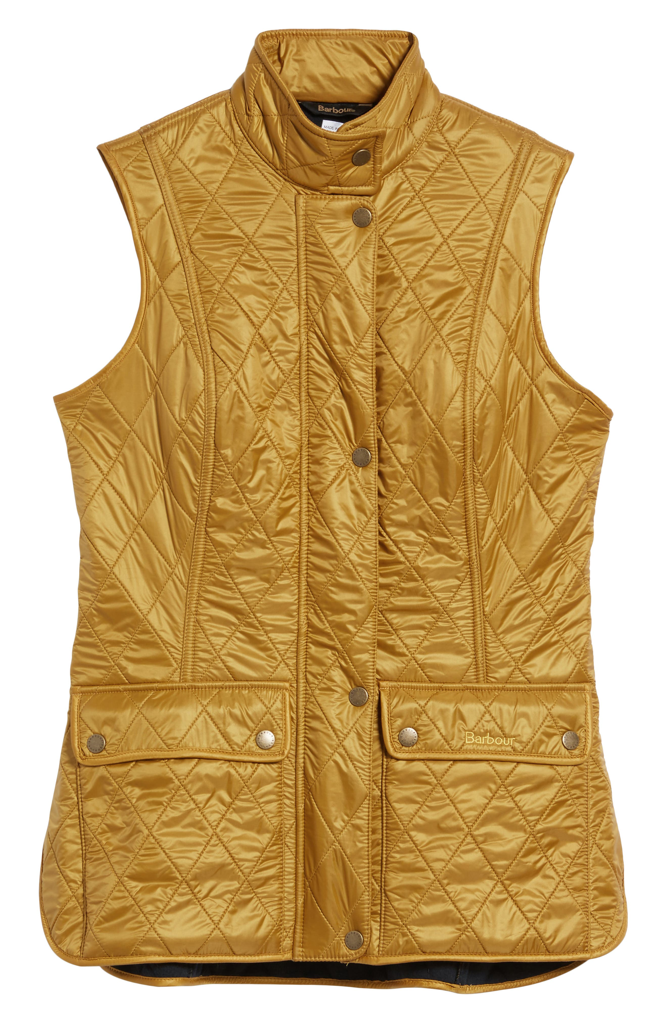 Wray Water Resistant Quilted Gilet,                             Alternate thumbnail 20, color,