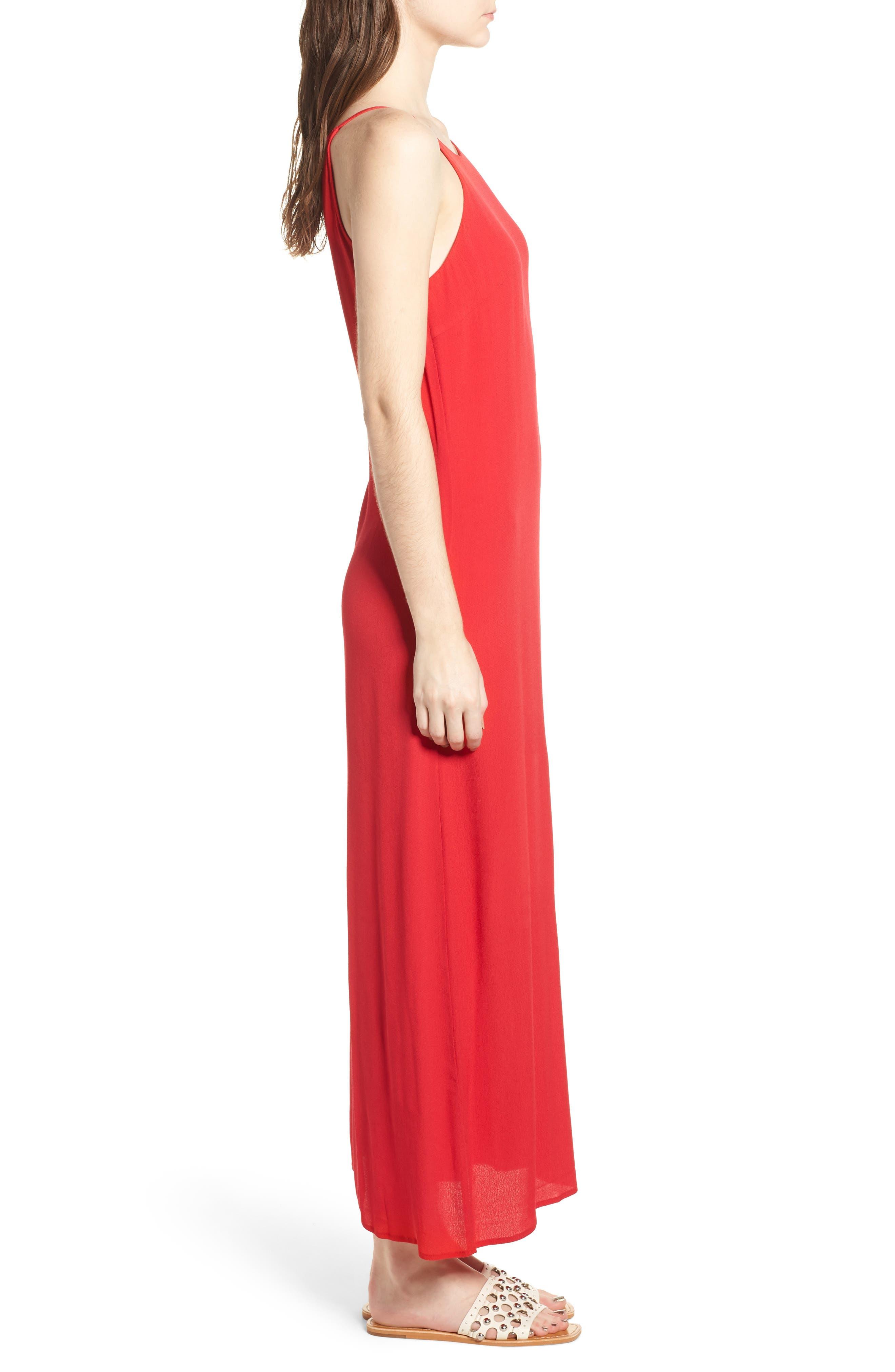 Maxi Dress,                             Alternate thumbnail 7, color,