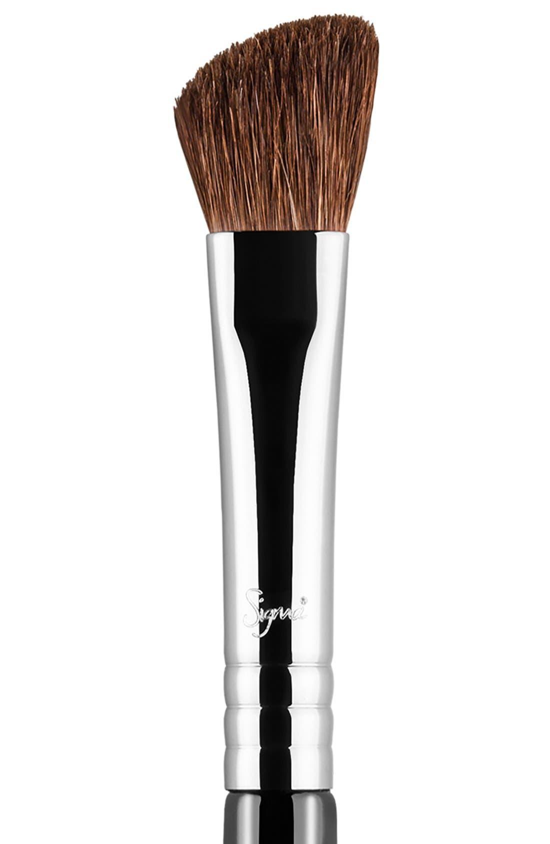 E70 Medium Angled Shading Brush,                             Alternate thumbnail 2, color,                             NO COLOR