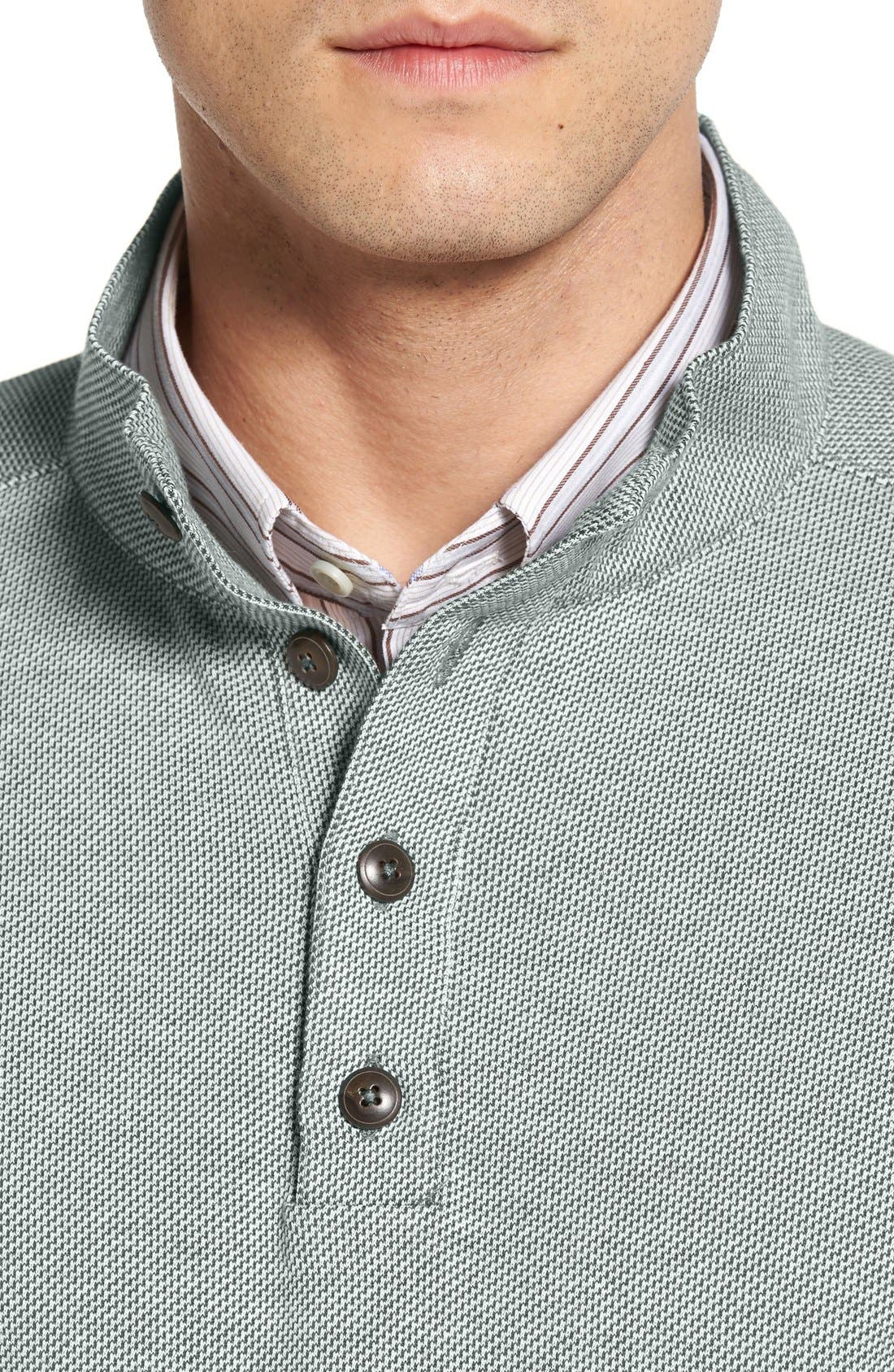 'Quinalt' Mock Neck Pullover,                             Alternate thumbnail 9, color,                             355