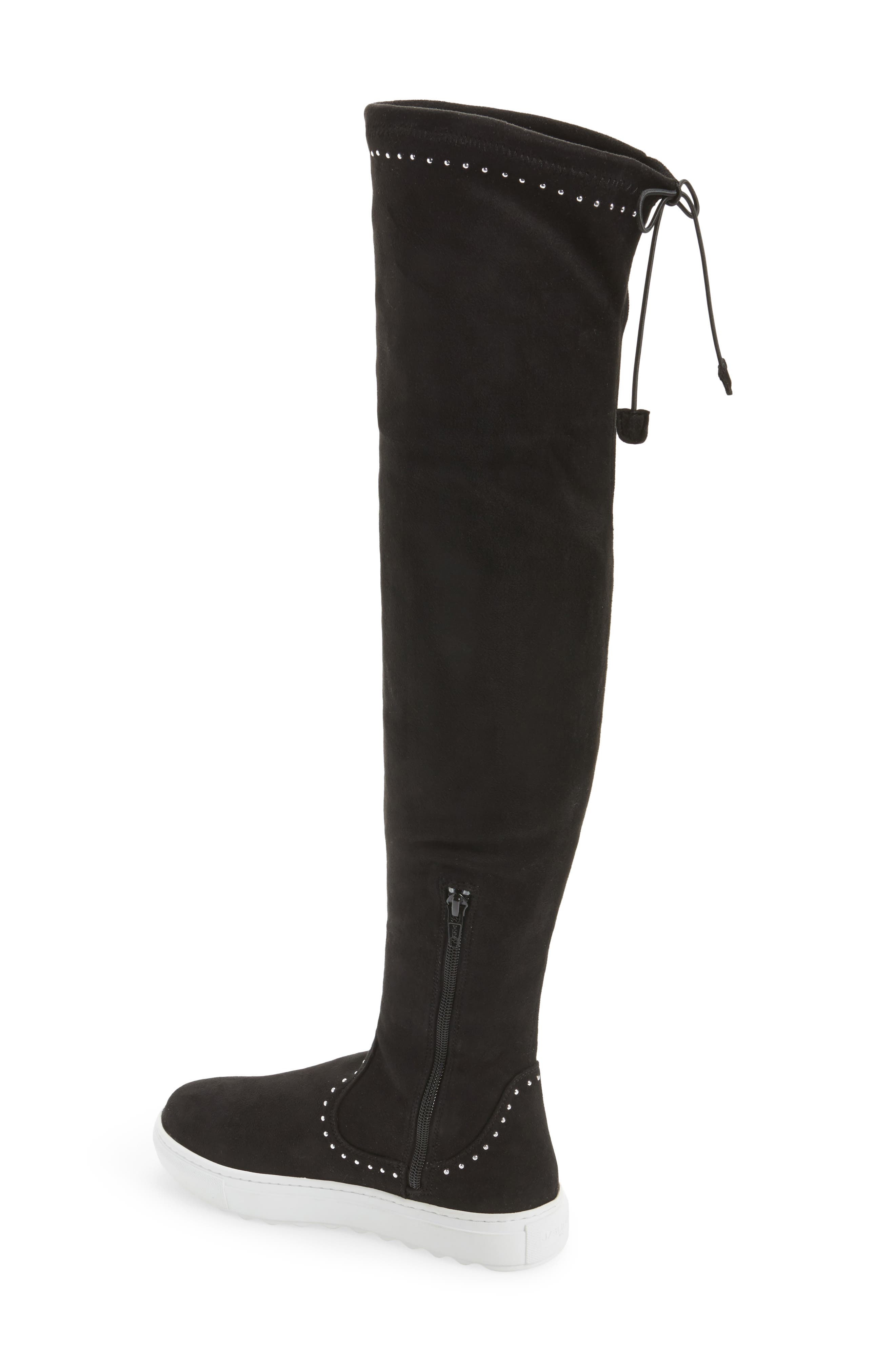 Plentee Over the Knee Boot,                             Alternate thumbnail 2, color,                             001
