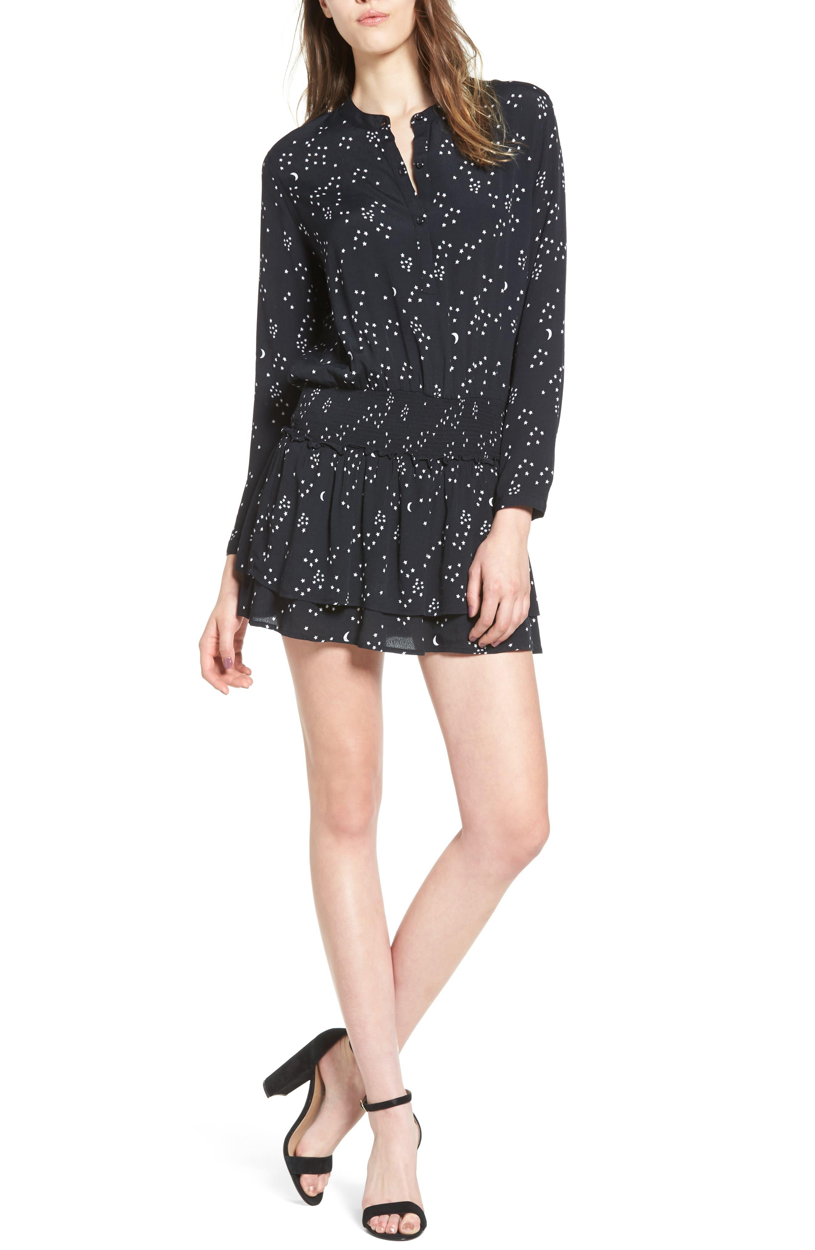 Cleo Dress,                         Main,                         color, 402
