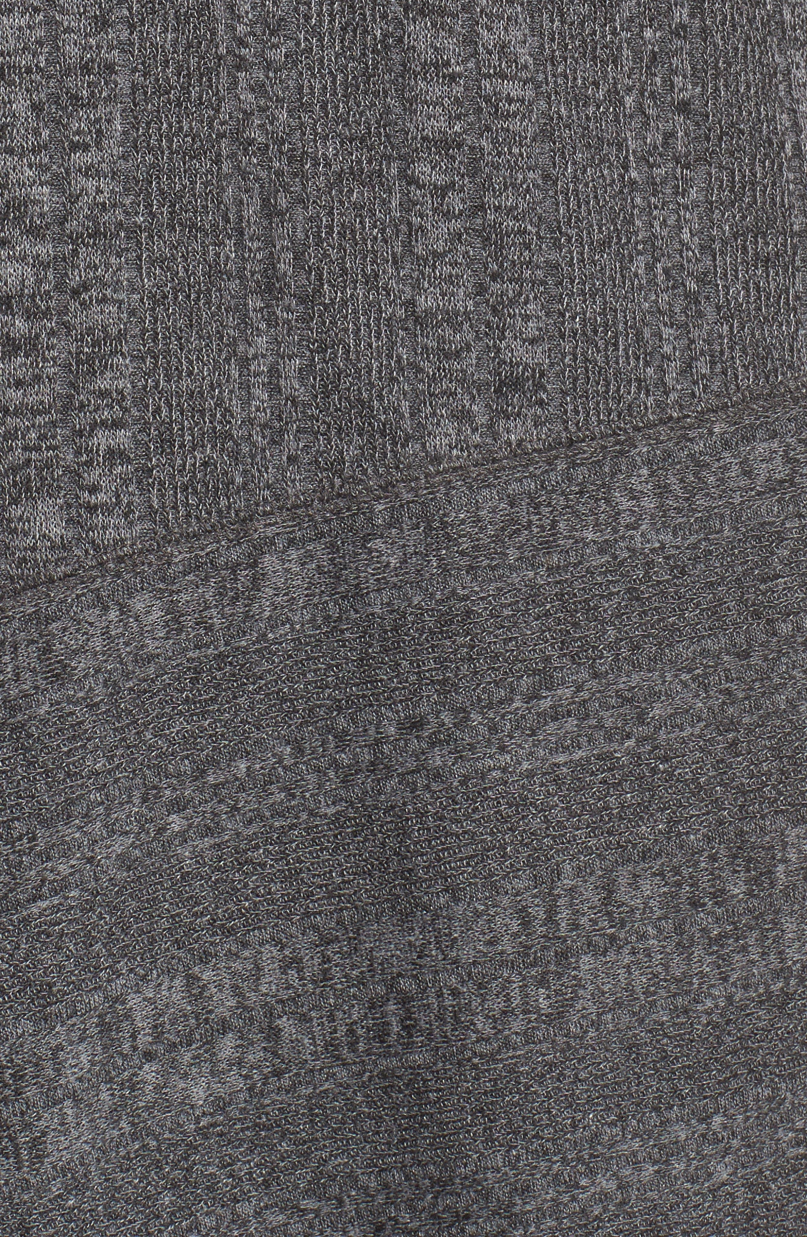 Ribbed Knit Cardigan,                             Alternate thumbnail 5, color,