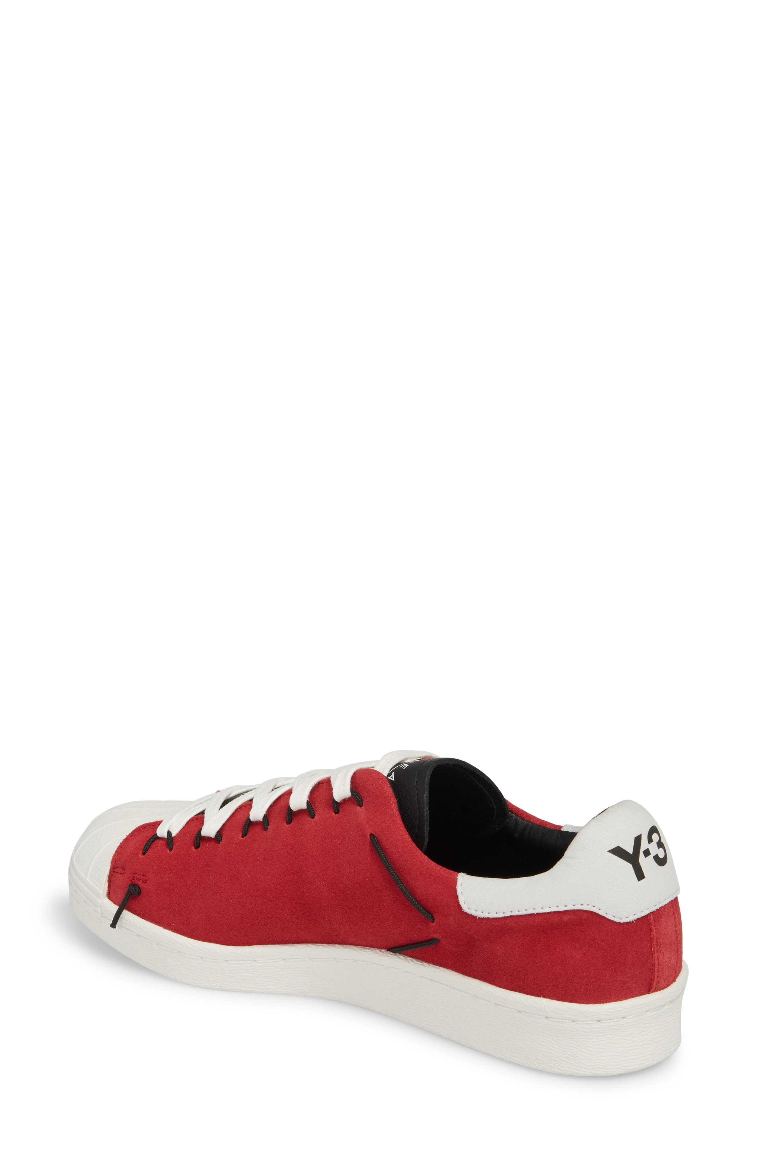 x adidas Super Knot Low Top Sneaker,                             Alternate thumbnail 2, color,                             602