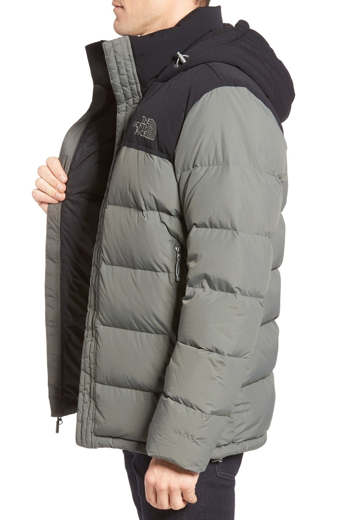 Nuptse Ridge Down Jacket,                             Alternate thumbnail 35, color,
