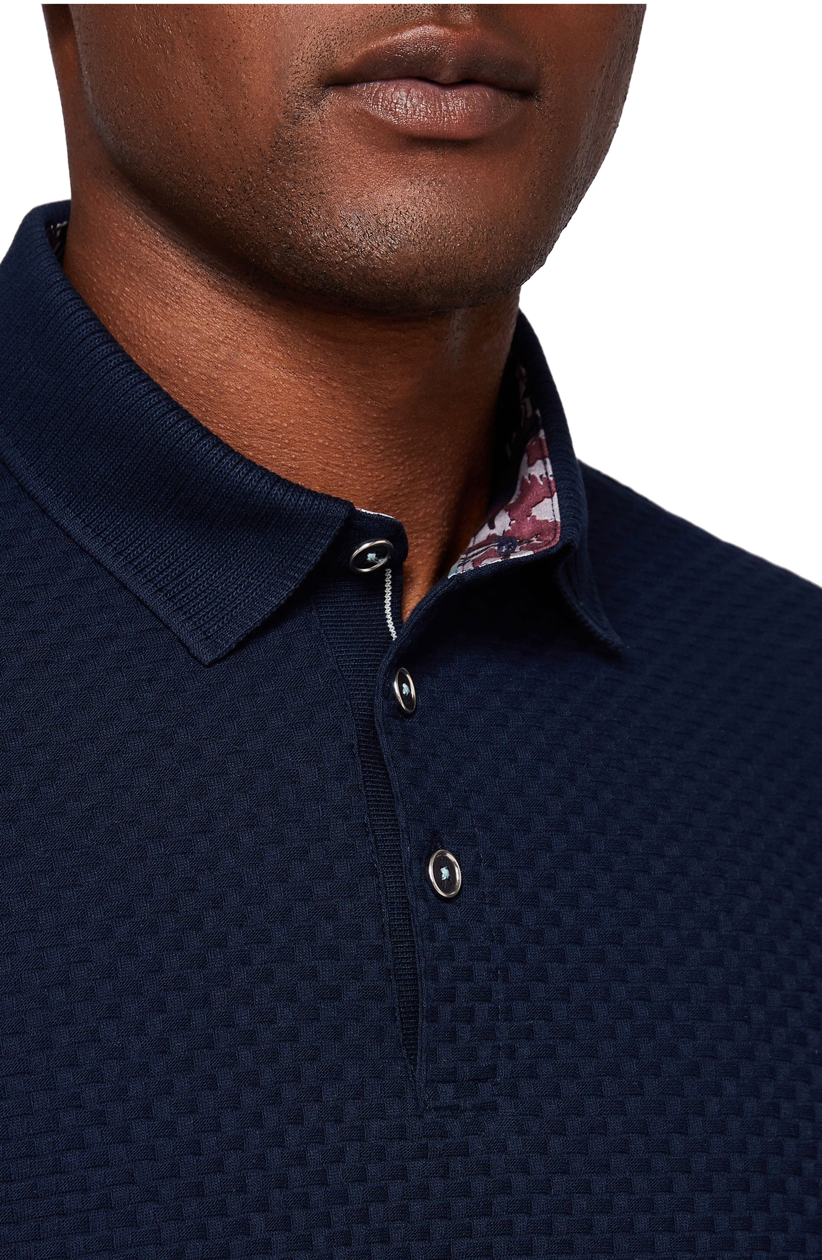 Eskimtt Polo Shirt,                             Alternate thumbnail 3, color,