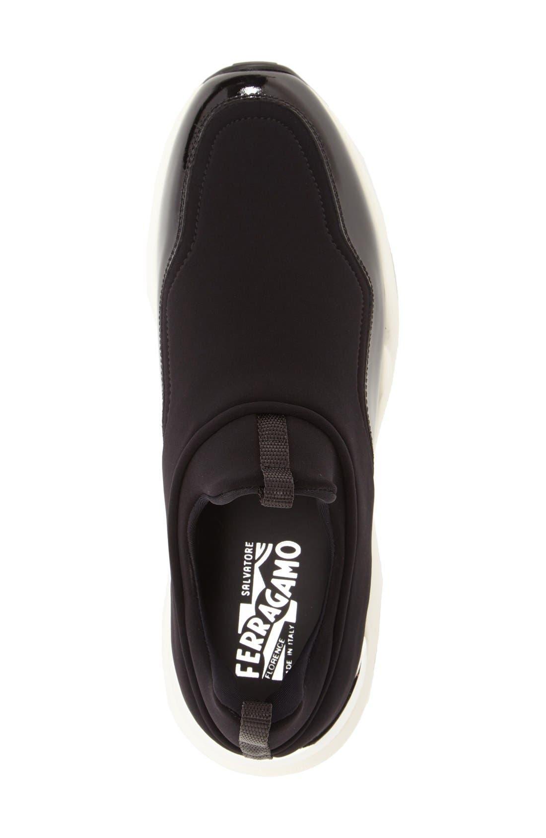 Skate Sneaker,                             Alternate thumbnail 2, color,                             001