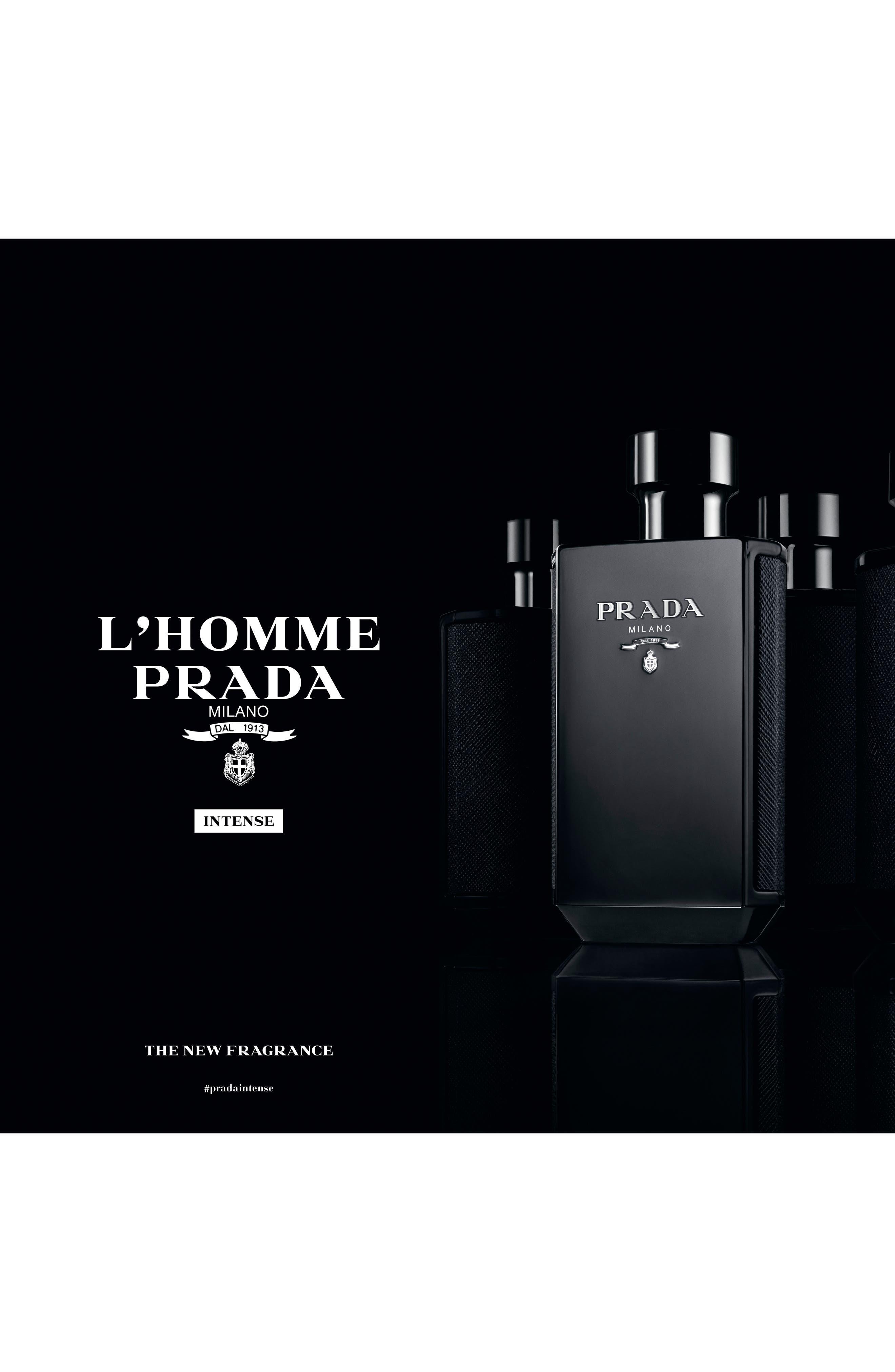 L'Homme Prada Eau de Toilette,                             Alternate thumbnail 6, color,                             NO COLOR