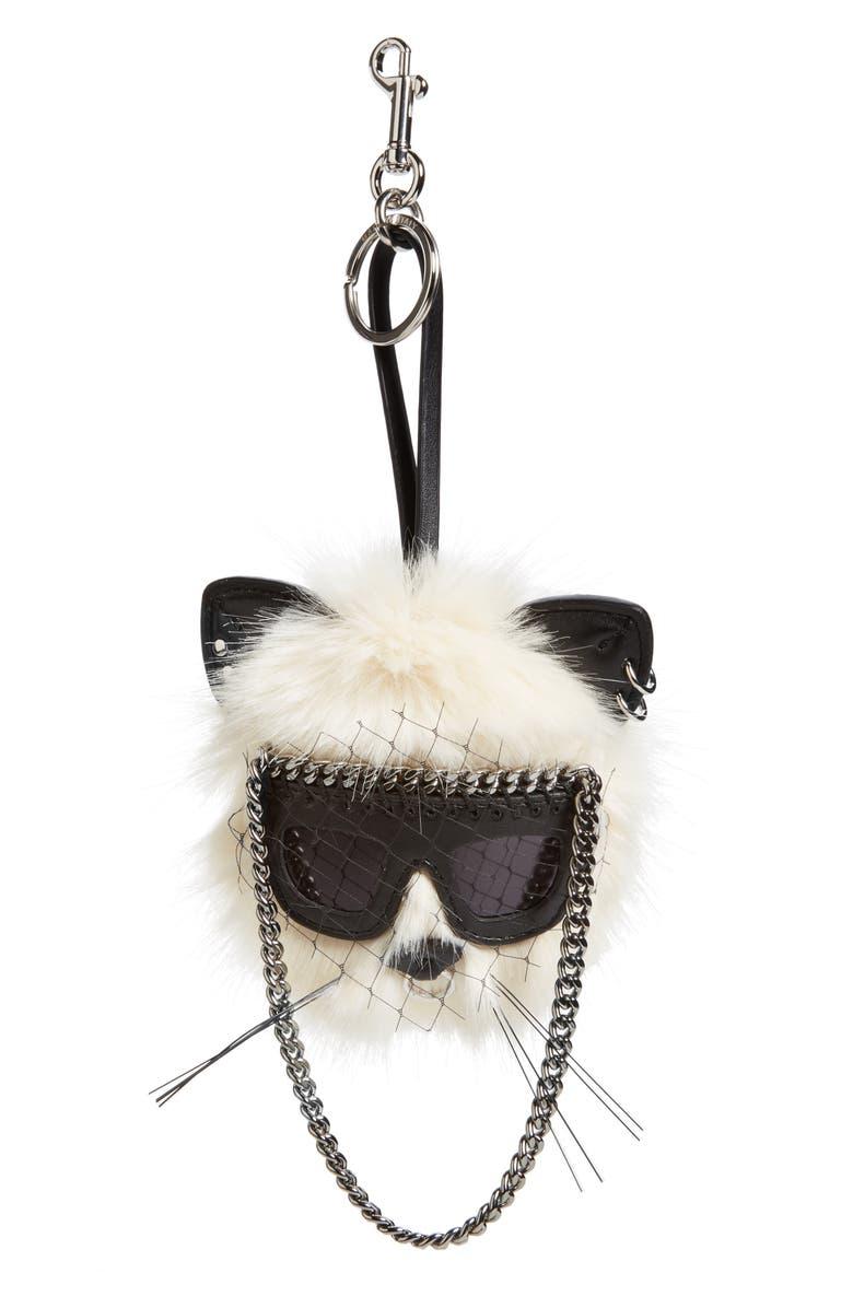 Stella McCartney Cat Bag Charm  b7b83fae3f60e