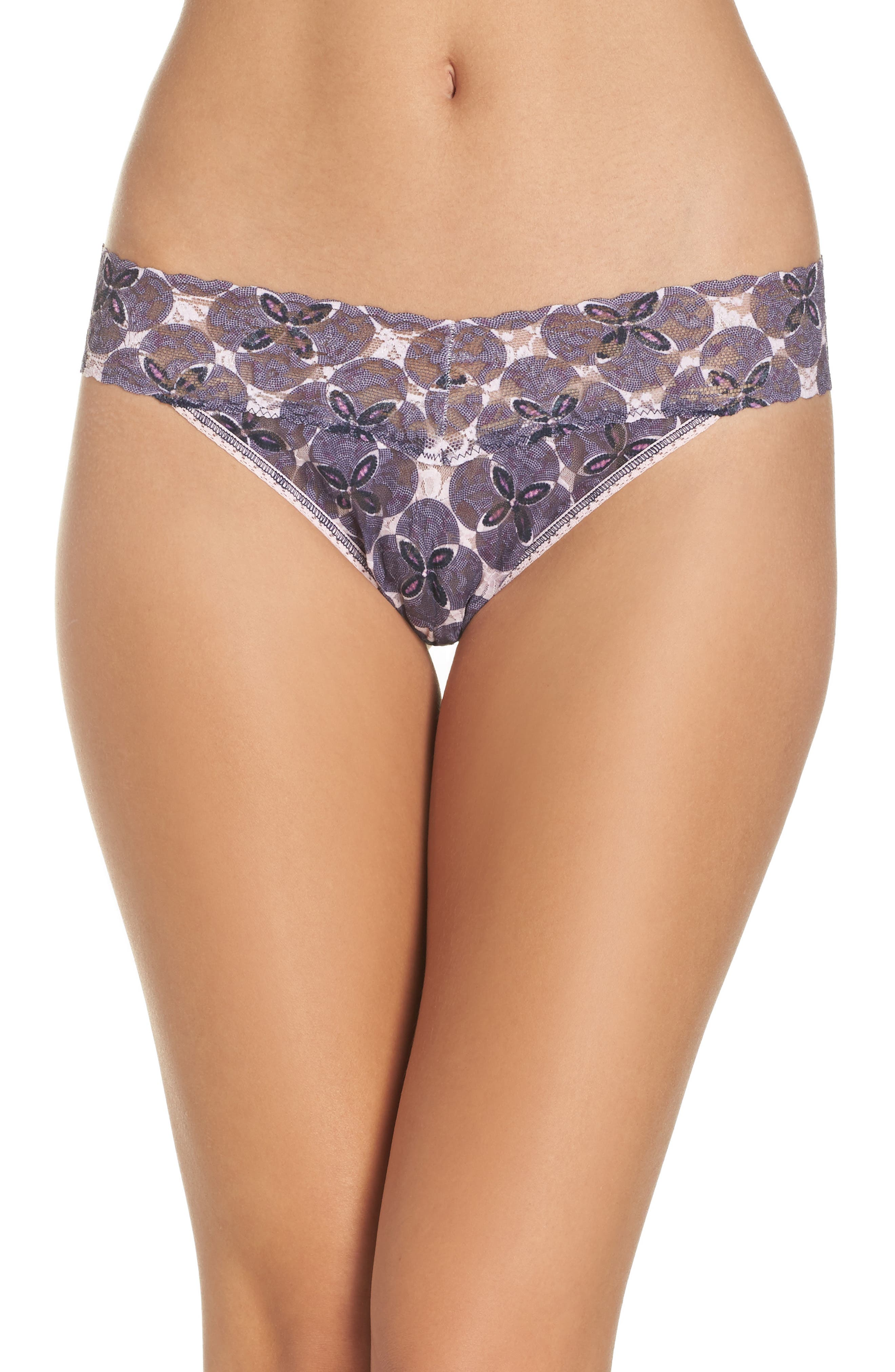 Pinwheel Original Rise Thong,                         Main,                         color, 021