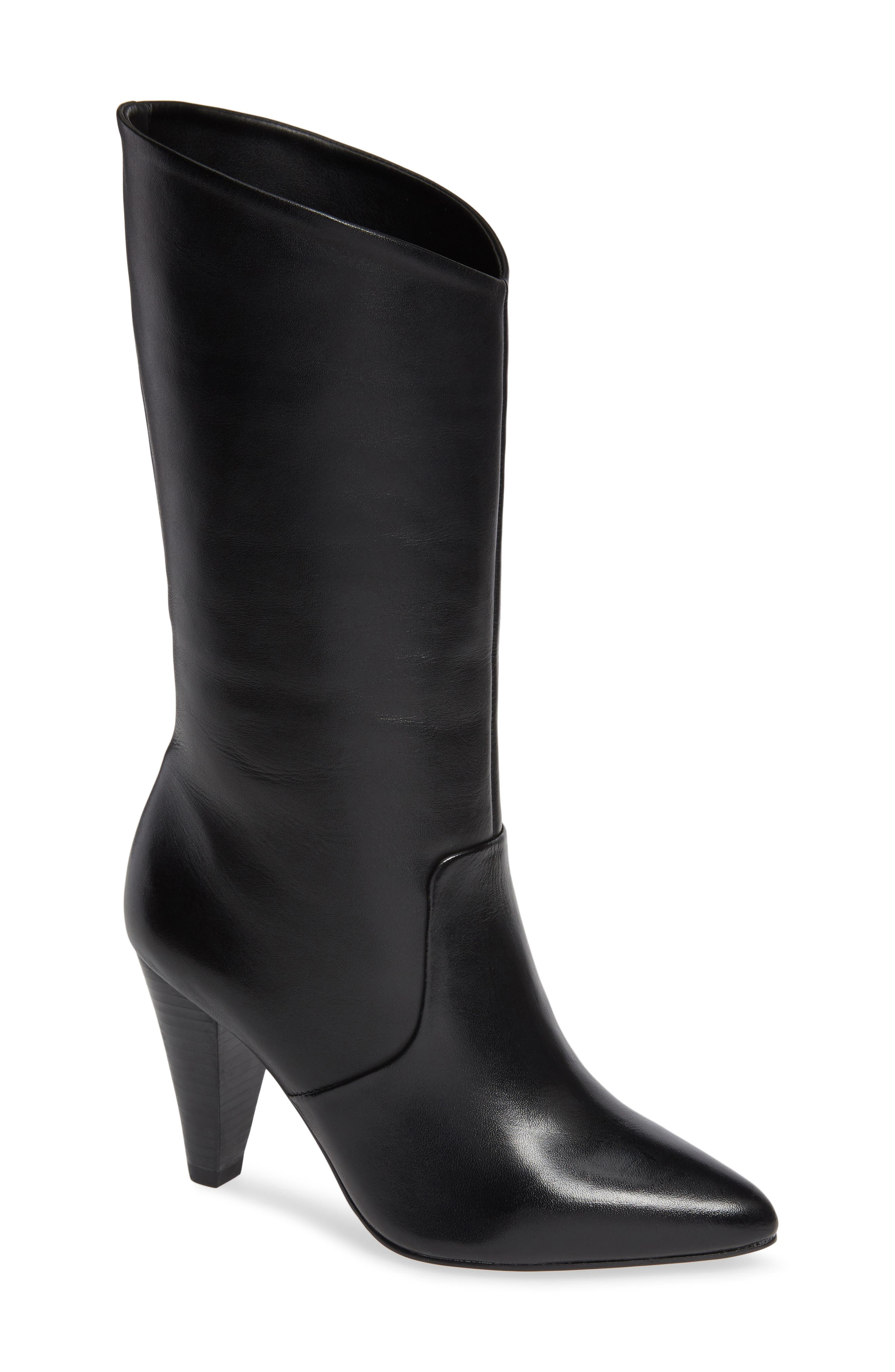 LUST FOR LIFE Cayenne Boot in Black Leather
