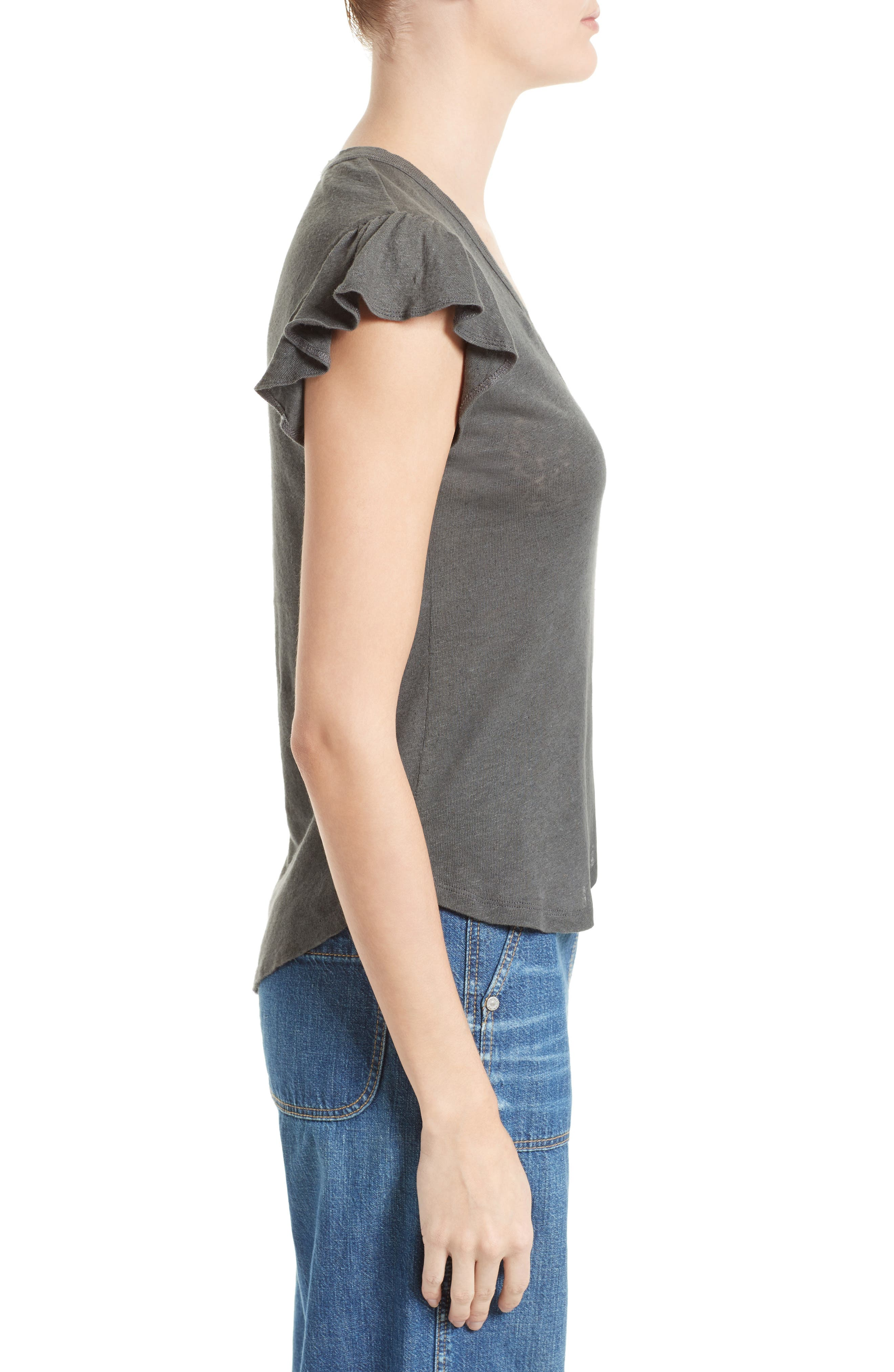 Washed Texture Jersey Tee,                             Alternate thumbnail 23, color,