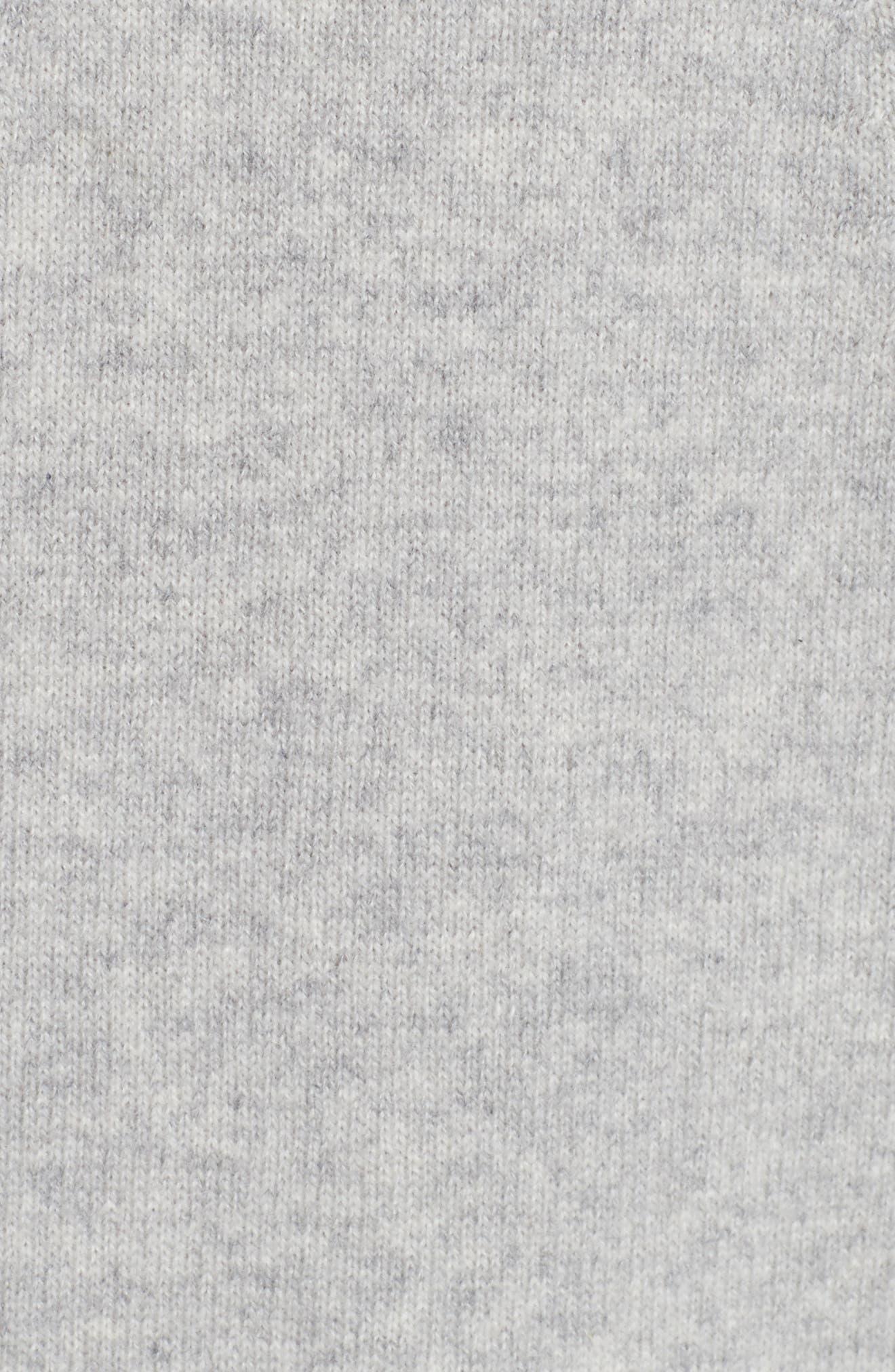 Ace Cashmere Turtleneck Sweater,                             Alternate thumbnail 5, color,                             058