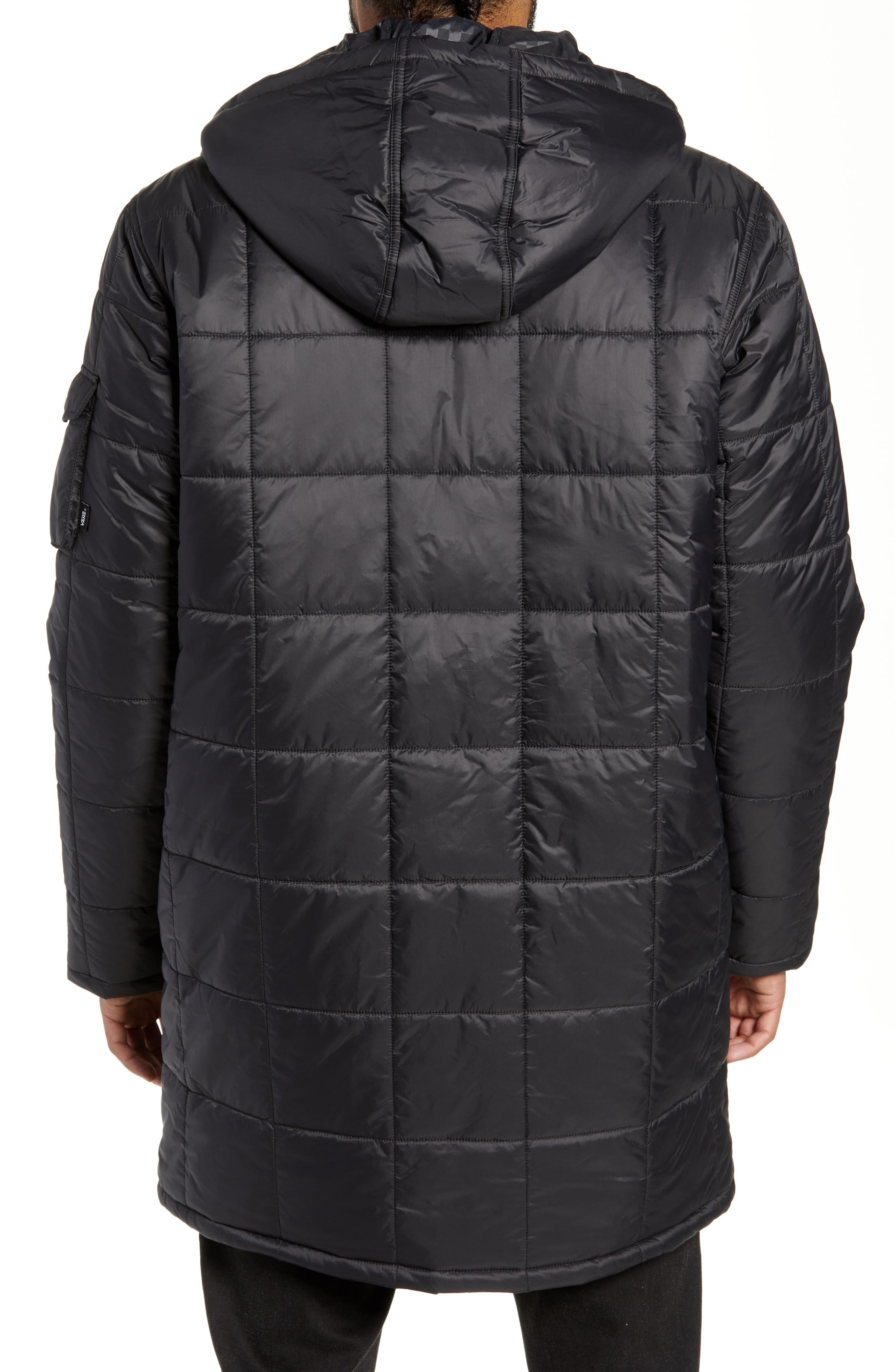 Providence MTE Quilted Jacket,                             Alternate thumbnail 2, color,                             001