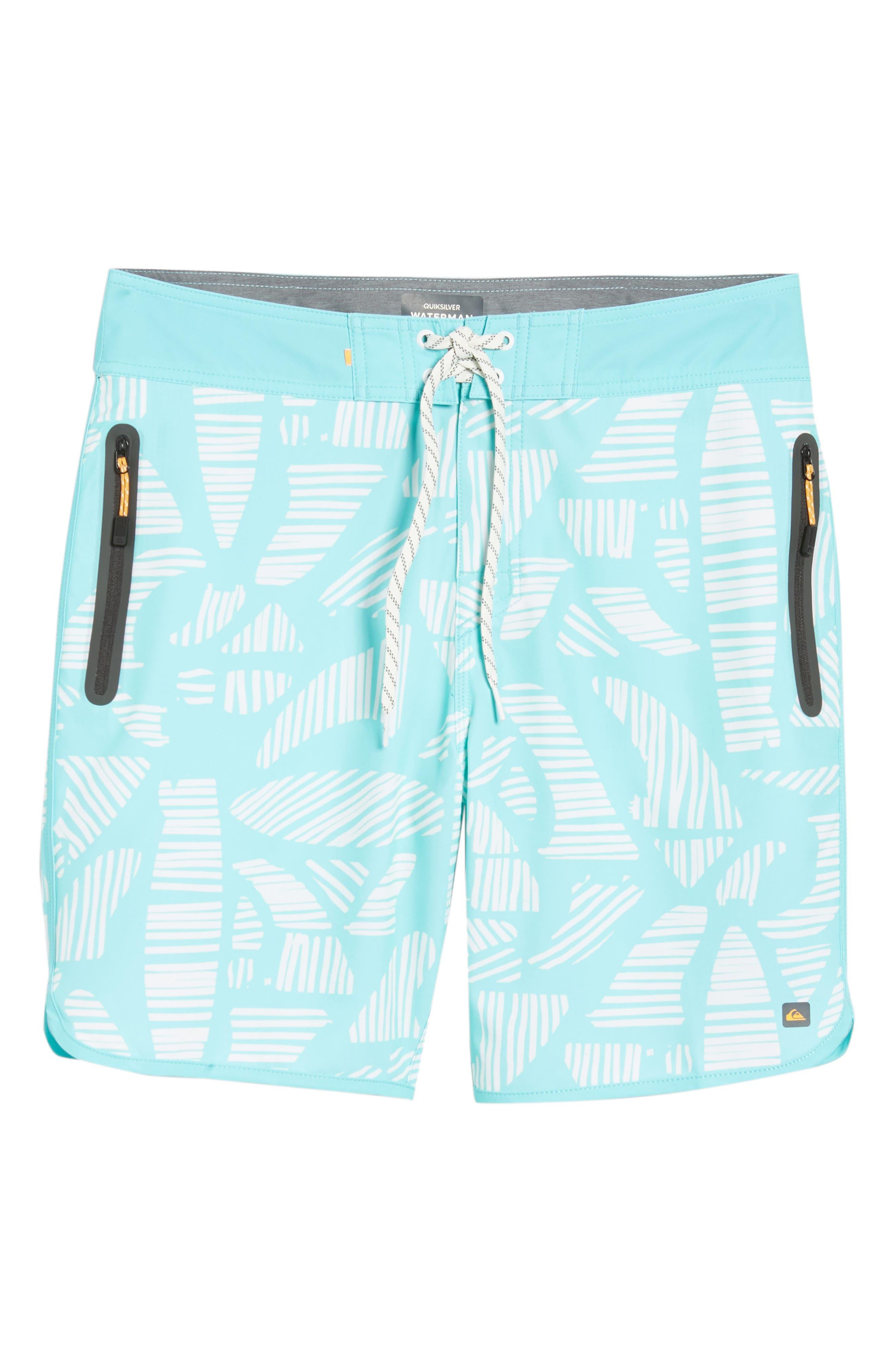 Odysea Board Shorts,                             Alternate thumbnail 6, color,                             BLUE RADIANCE