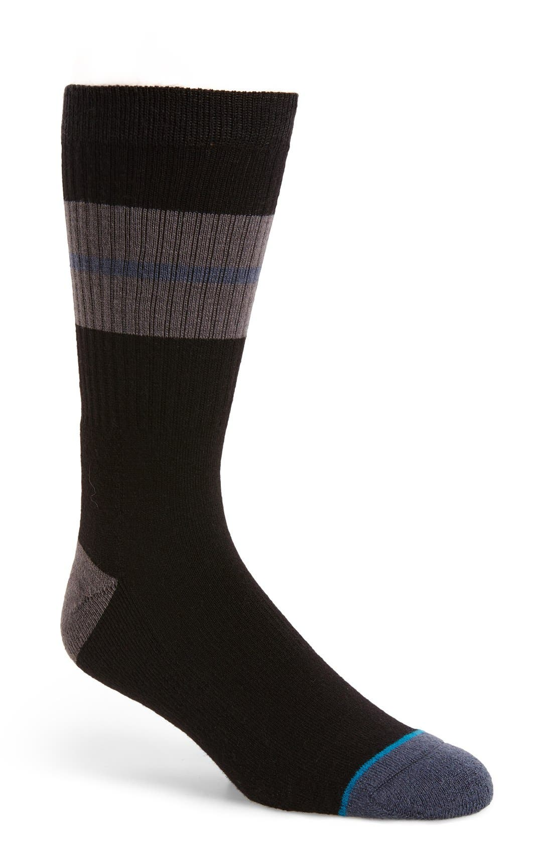 Sequoia Classic Crew Socks,                         Main,                         color, 001