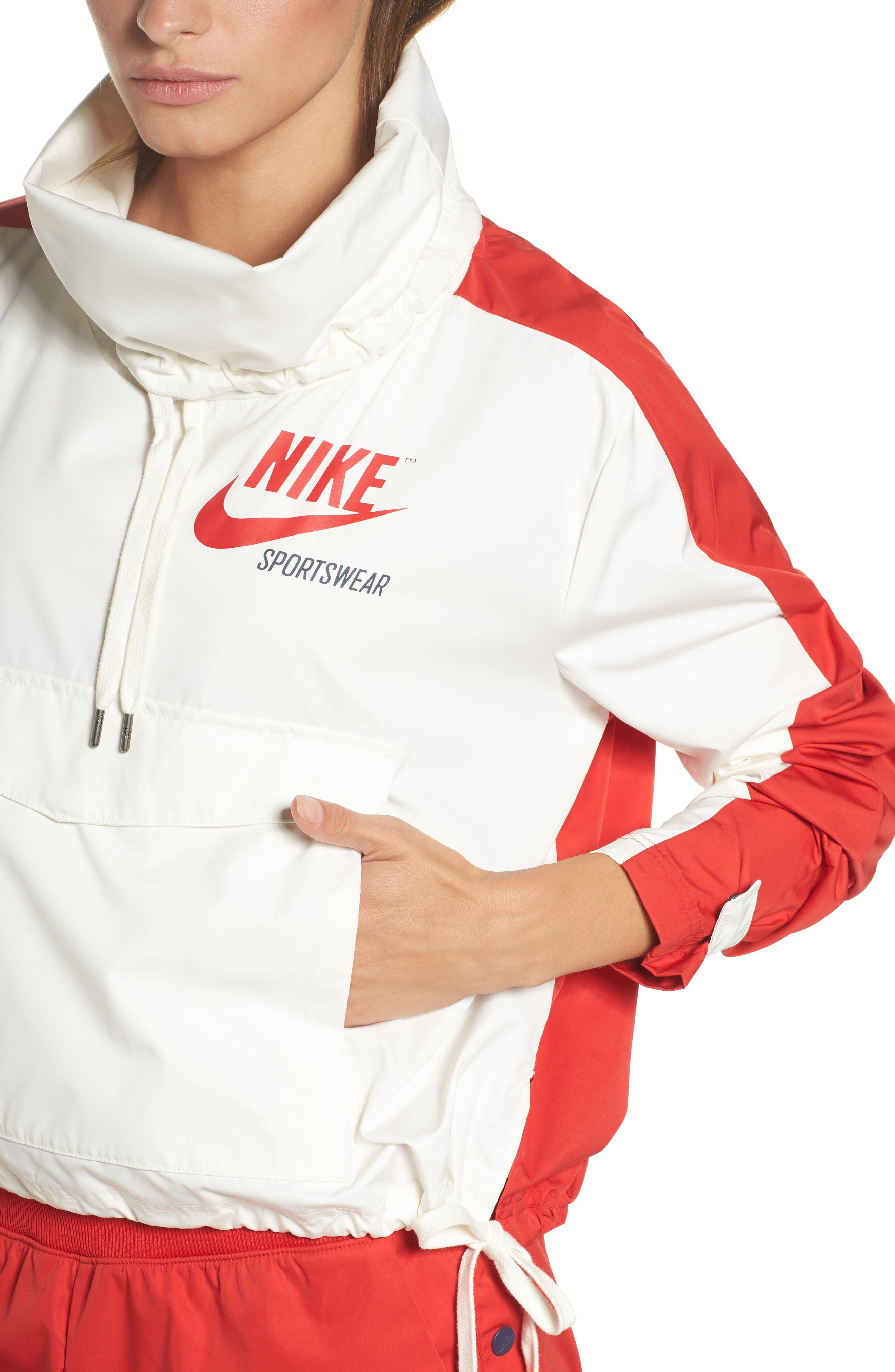 Sportswear Archive Jacket,                             Alternate thumbnail 9, color,