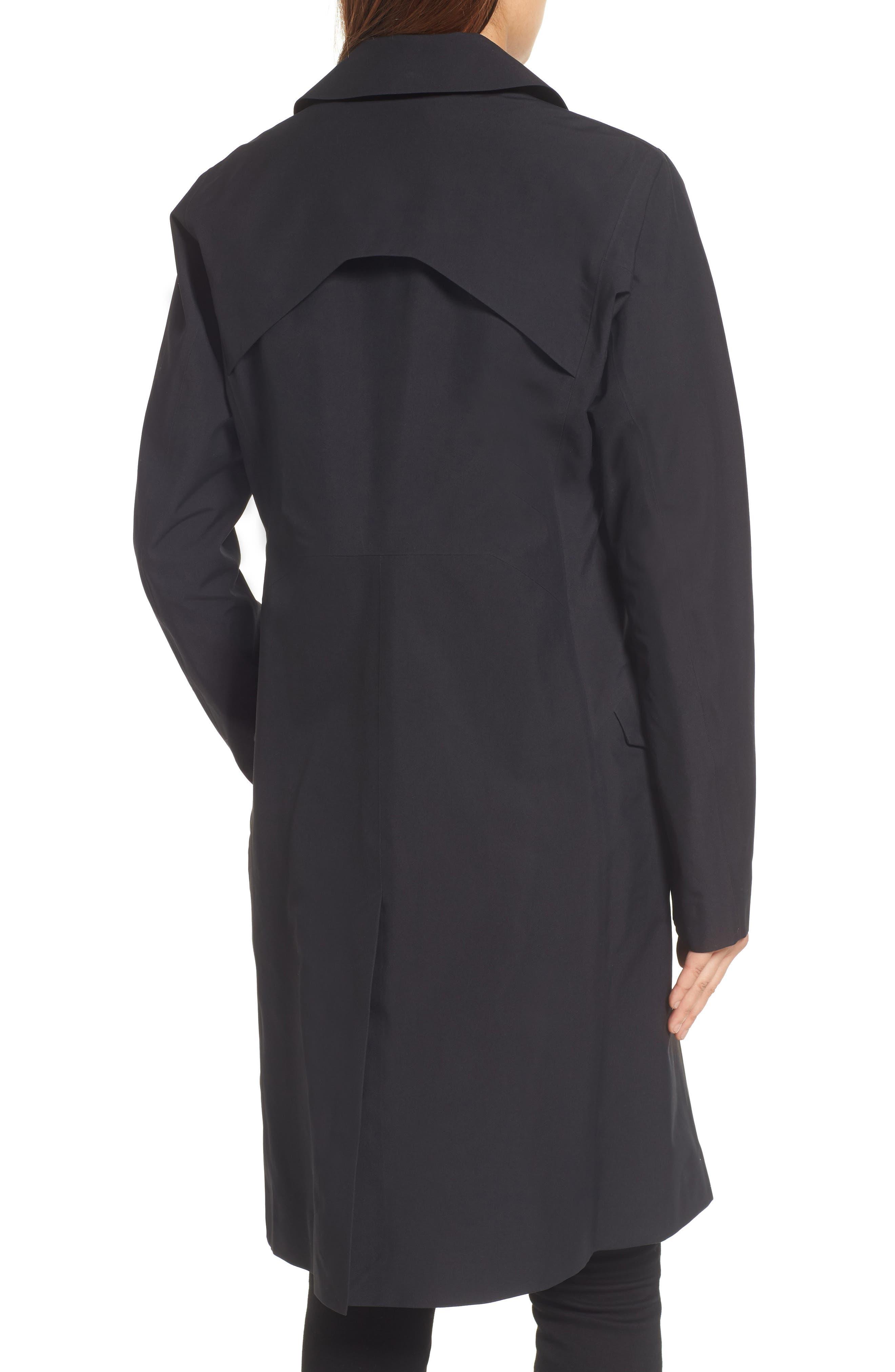 Nila Gore-Tex<sup>®</sup> Trench Coat,                             Alternate thumbnail 3, color,