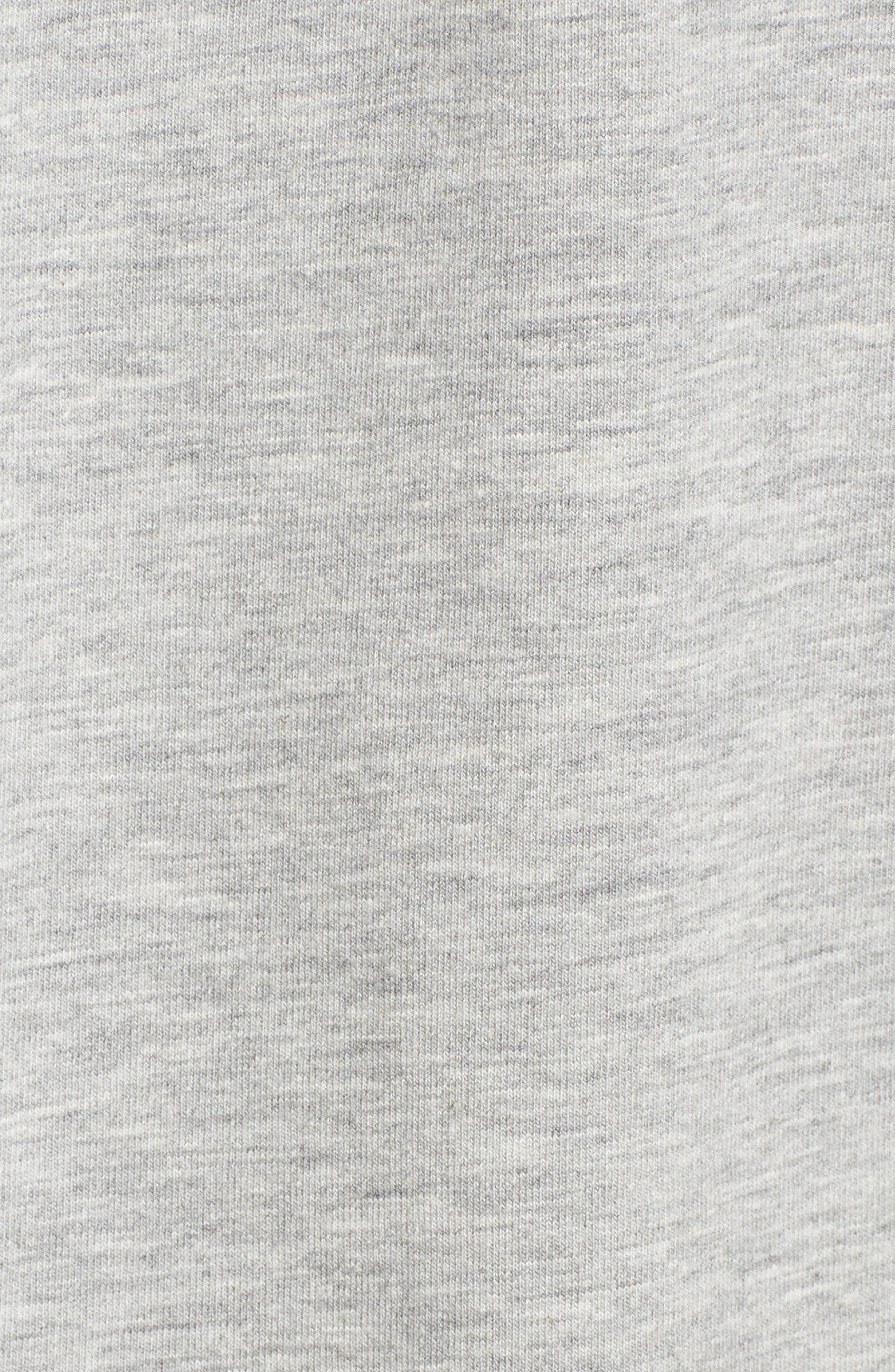 Infinity Knot Sweatshirt,                             Alternate thumbnail 5, color,                             052