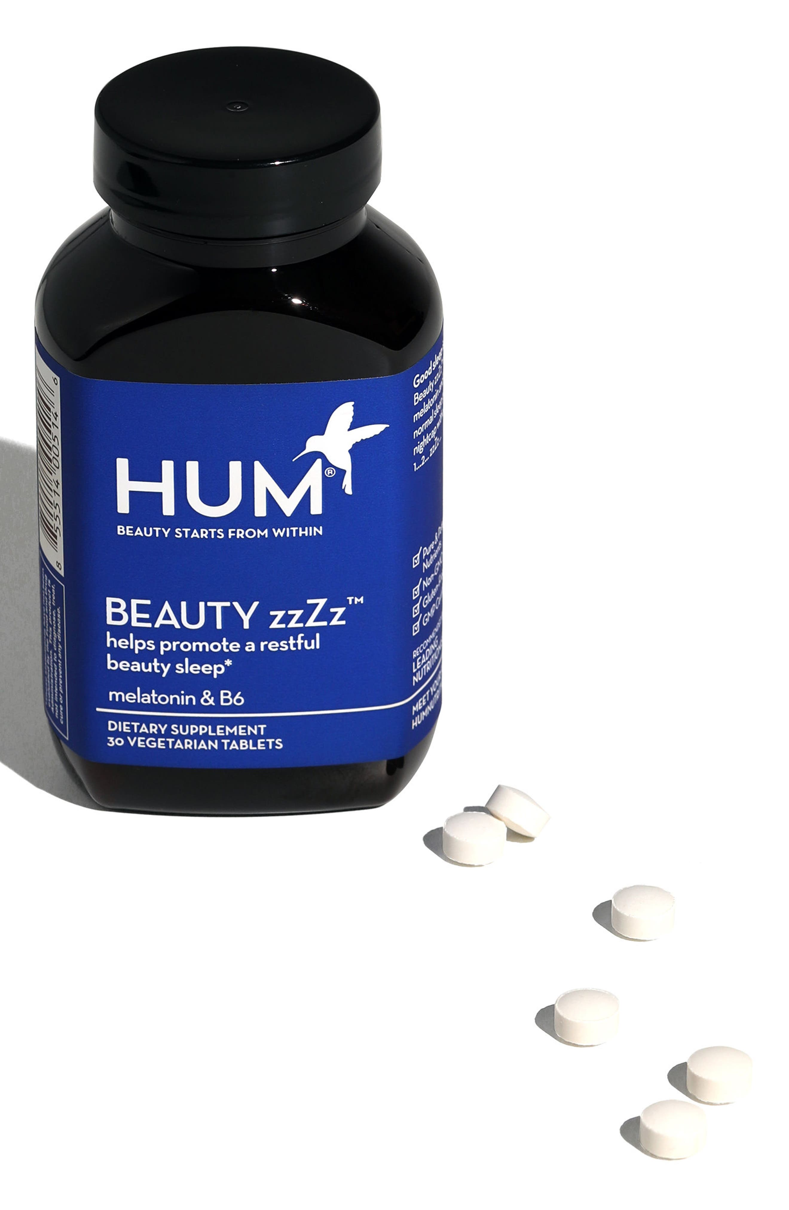 Beauty zzZz Sleep Supplement,                             Alternate thumbnail 4, color,                             000