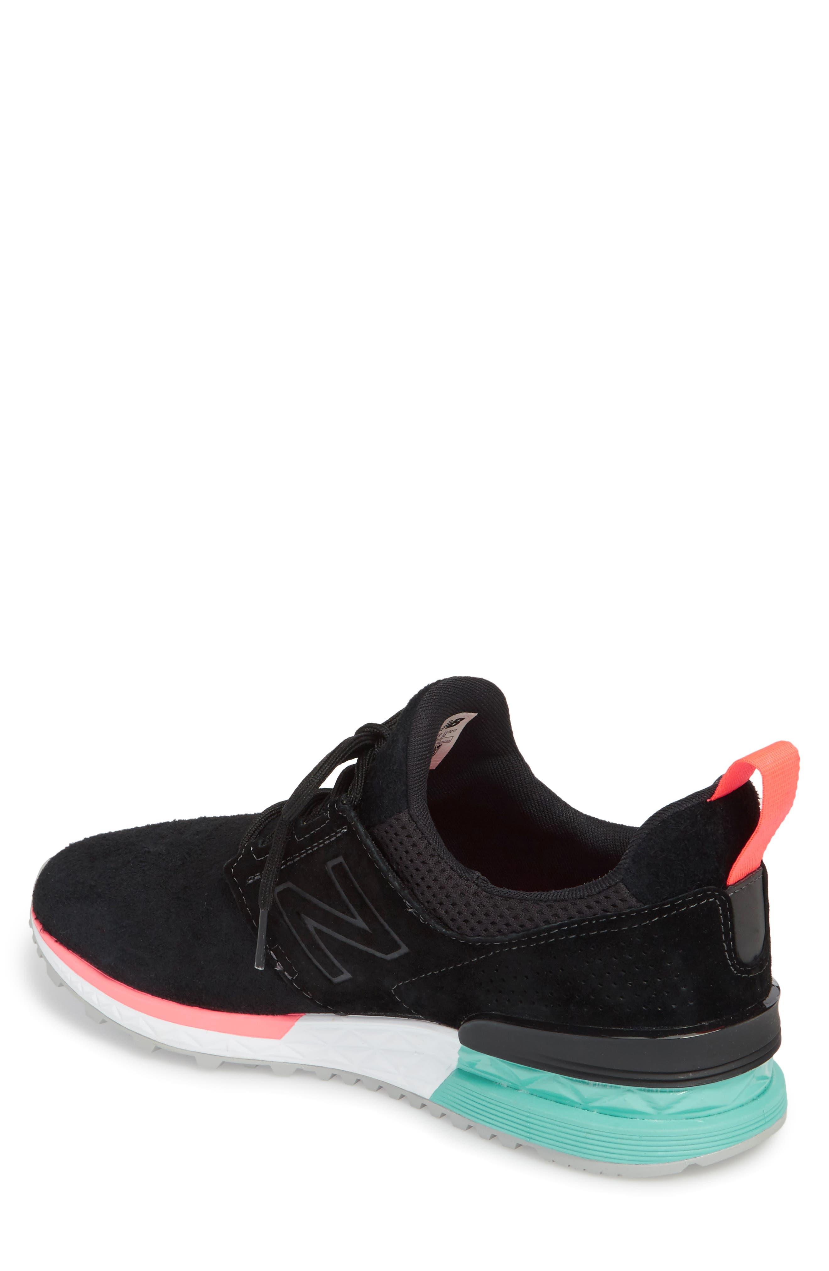574 Sport Sneaker,                             Alternate thumbnail 2, color,                             001