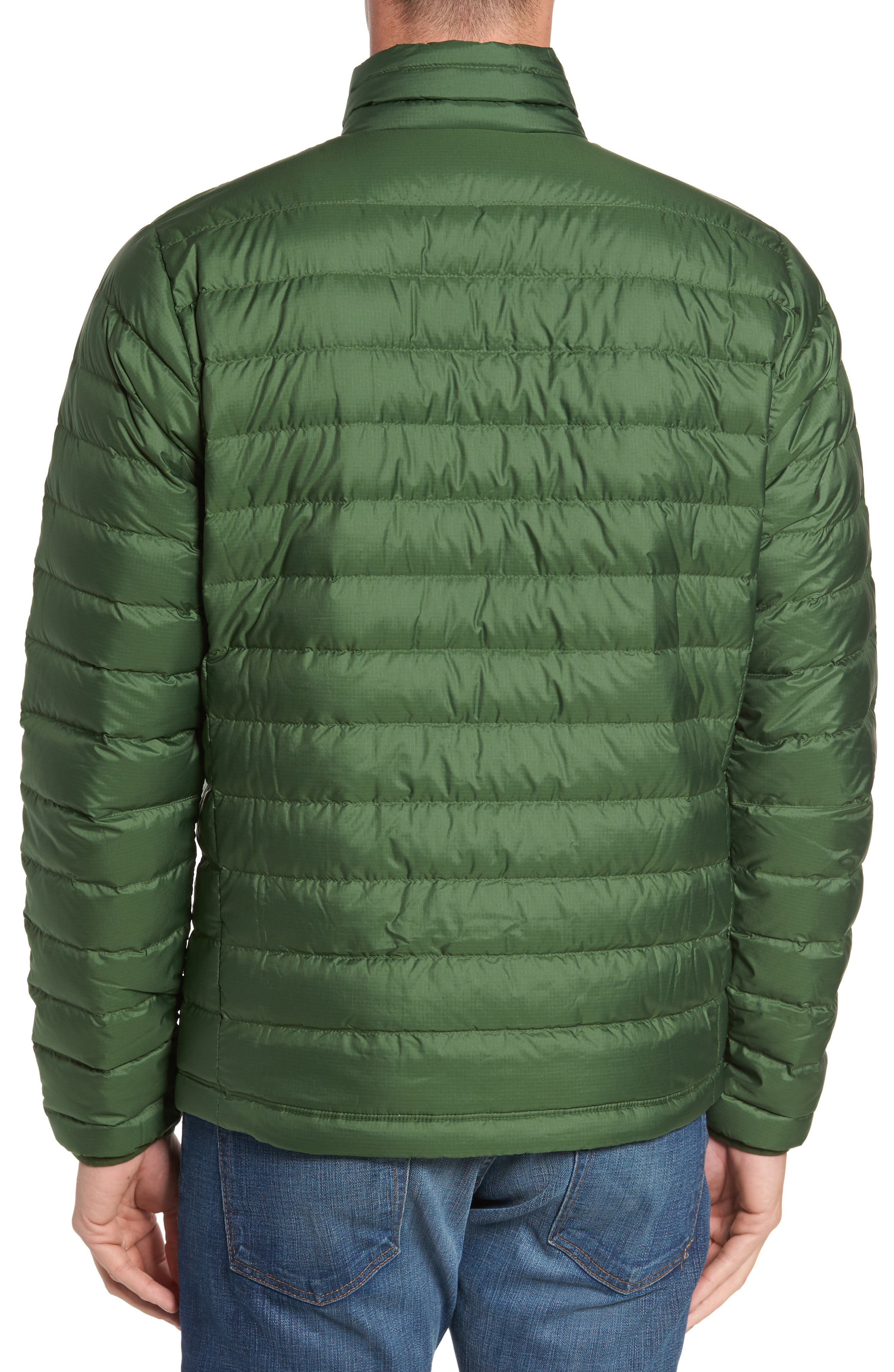 Water Repellent Down Jacket,                             Alternate thumbnail 23, color,